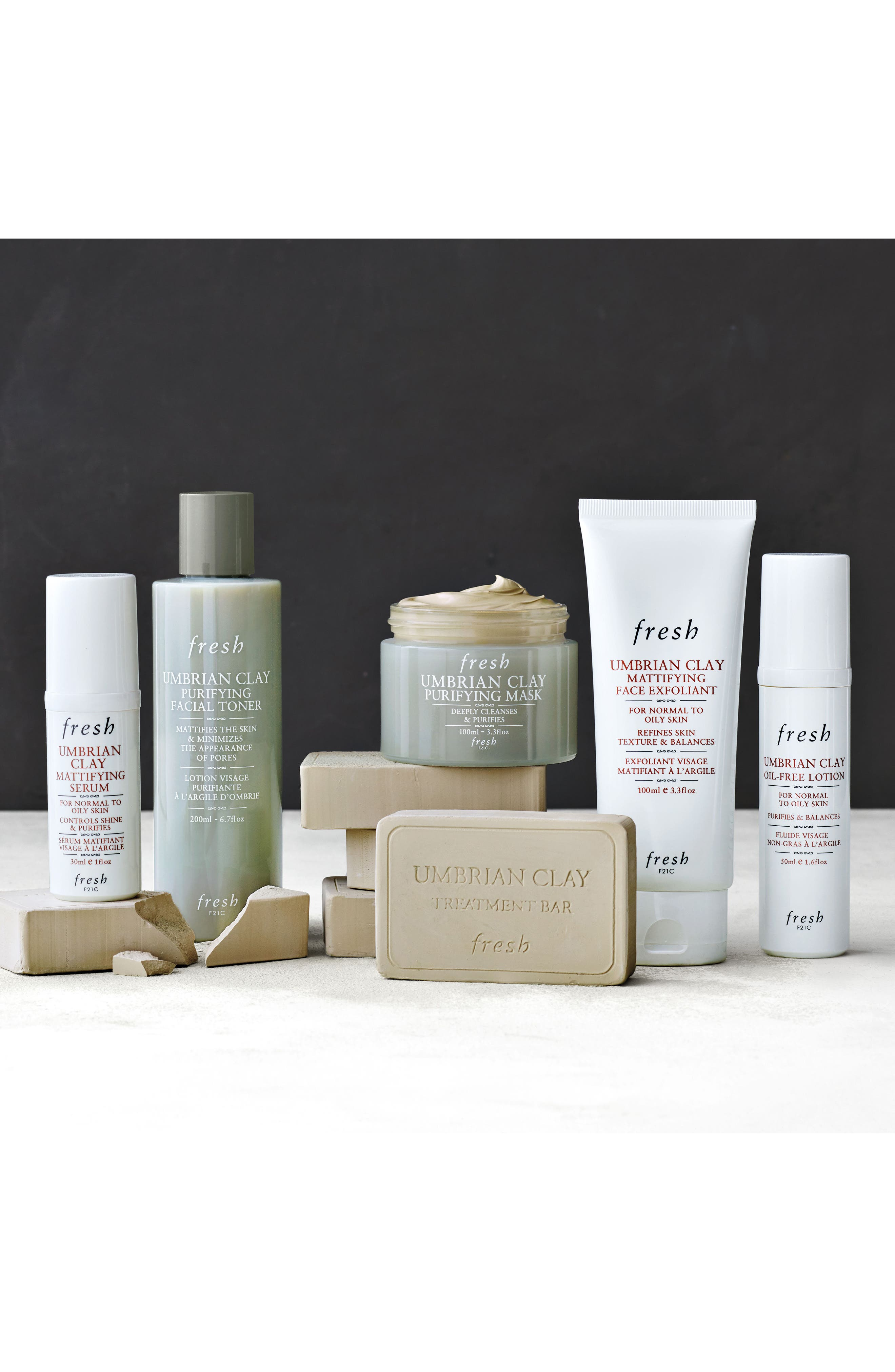 Alternate Image 2  - Fresh® Umbrian Clay Face Lotion