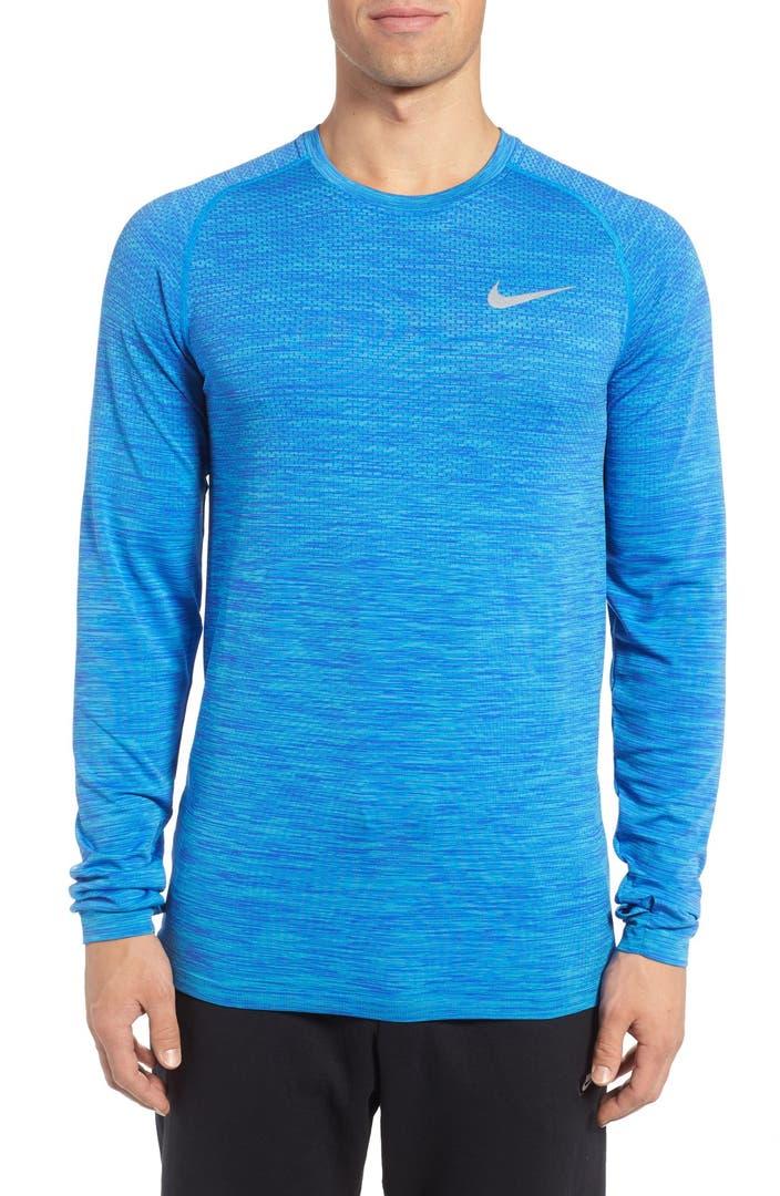 Nike dri fit hoodie shirt