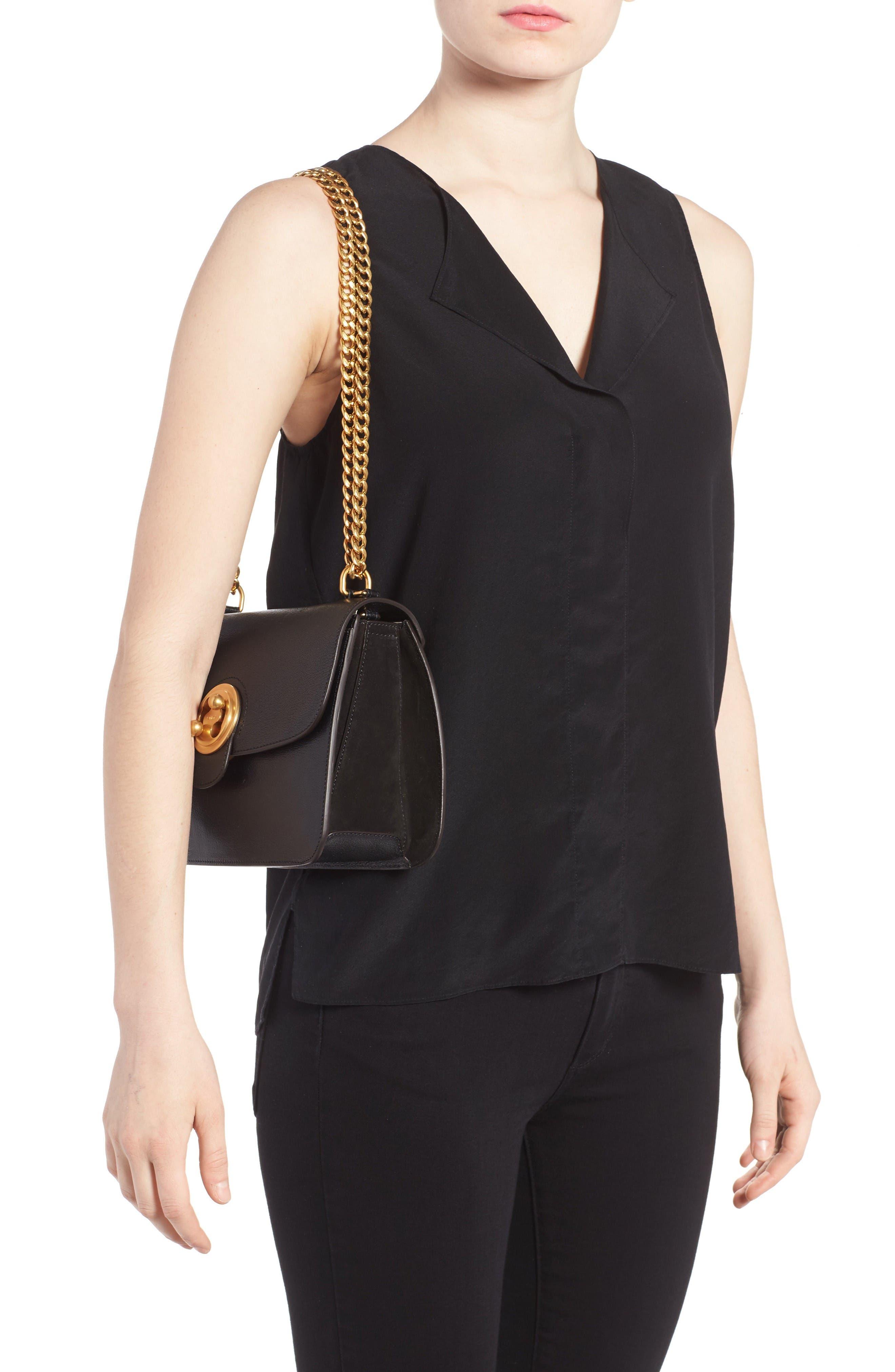 Alternate Image 2  - Chloé Medium Mily Leather Shoulder Bag