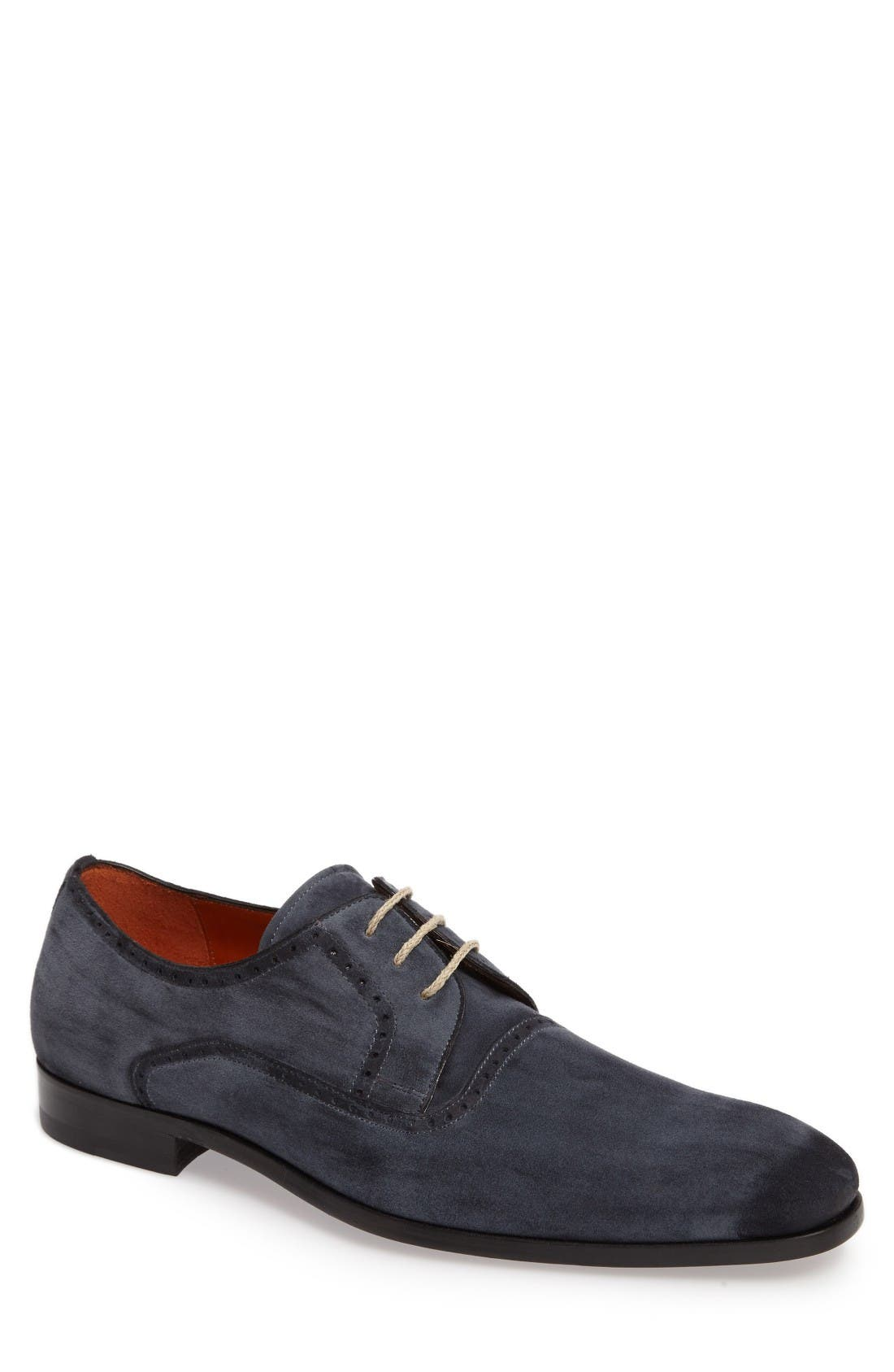 Mezlan Euclid Plain Toe Derby (Men)