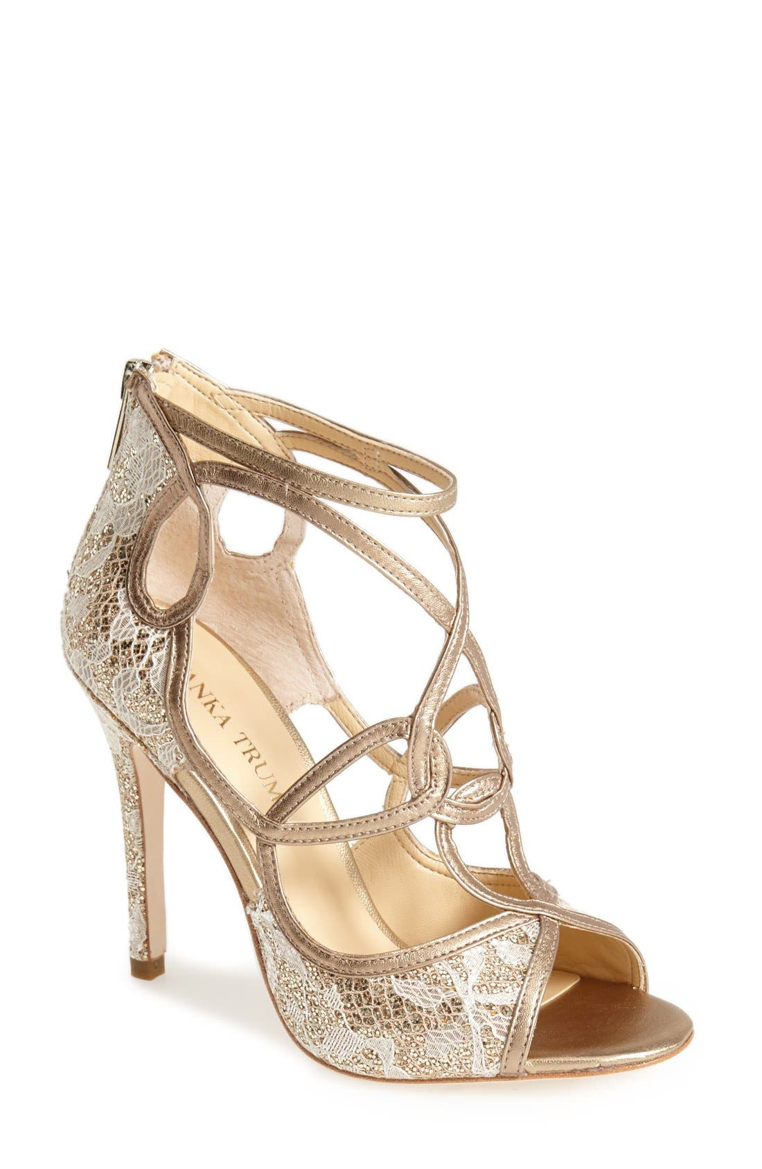 Alternate Image 1 Selected - Ivanka Trump 'Hatla' Caged Sandal