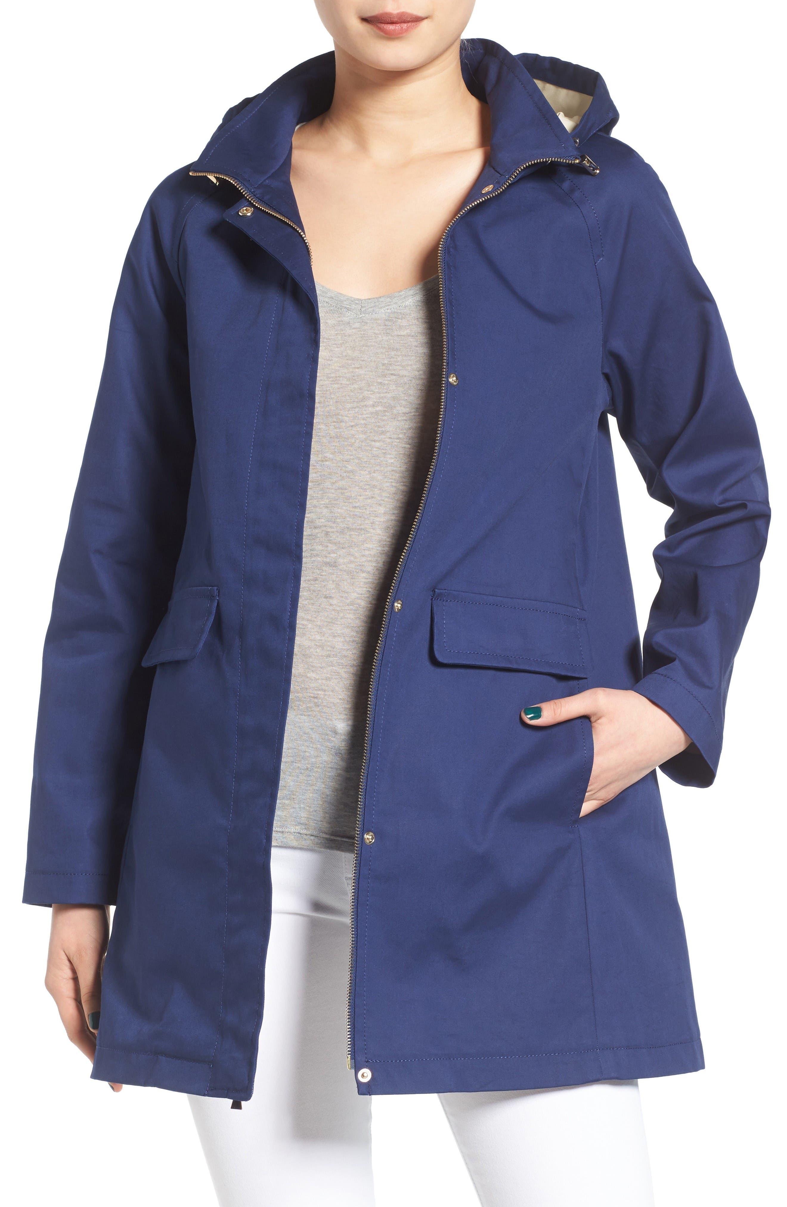 Alternate Image 1 Selected - kate spade new york raincoat