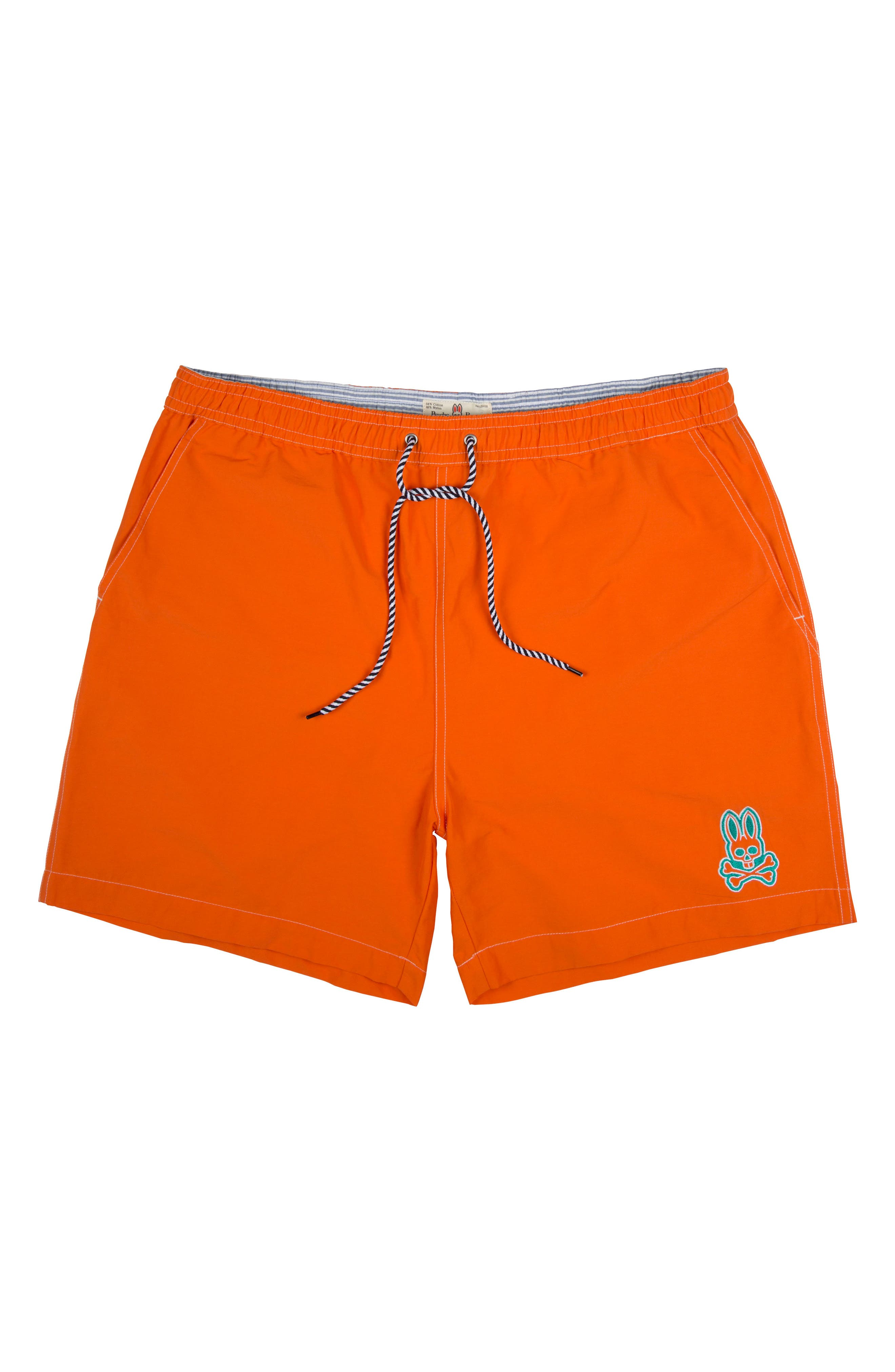 Psycho Bunny Solid Swim Trunks (Little Boys & Big Boys)