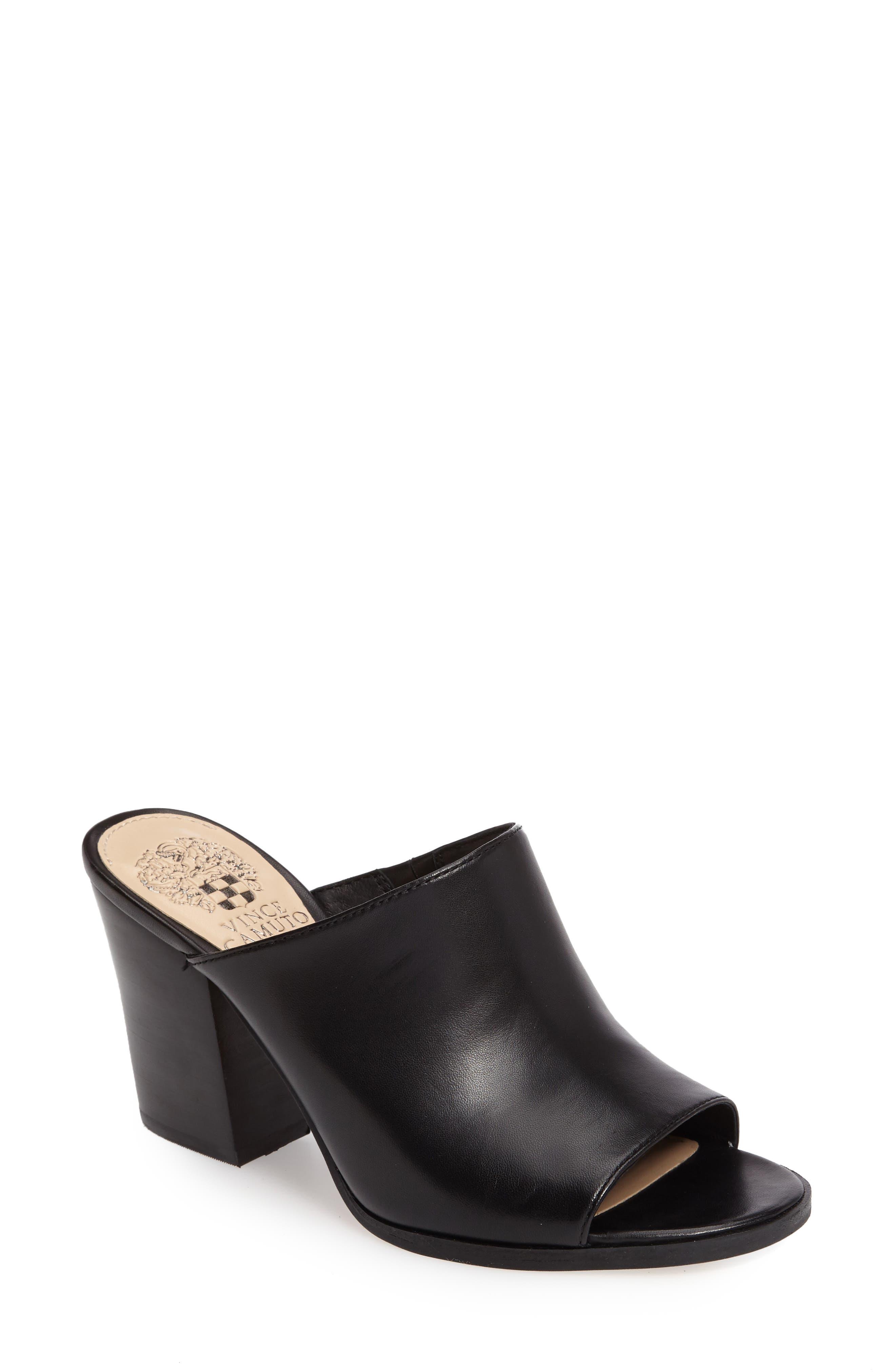 VINCE CAMUTO Anabi Backless Sandal