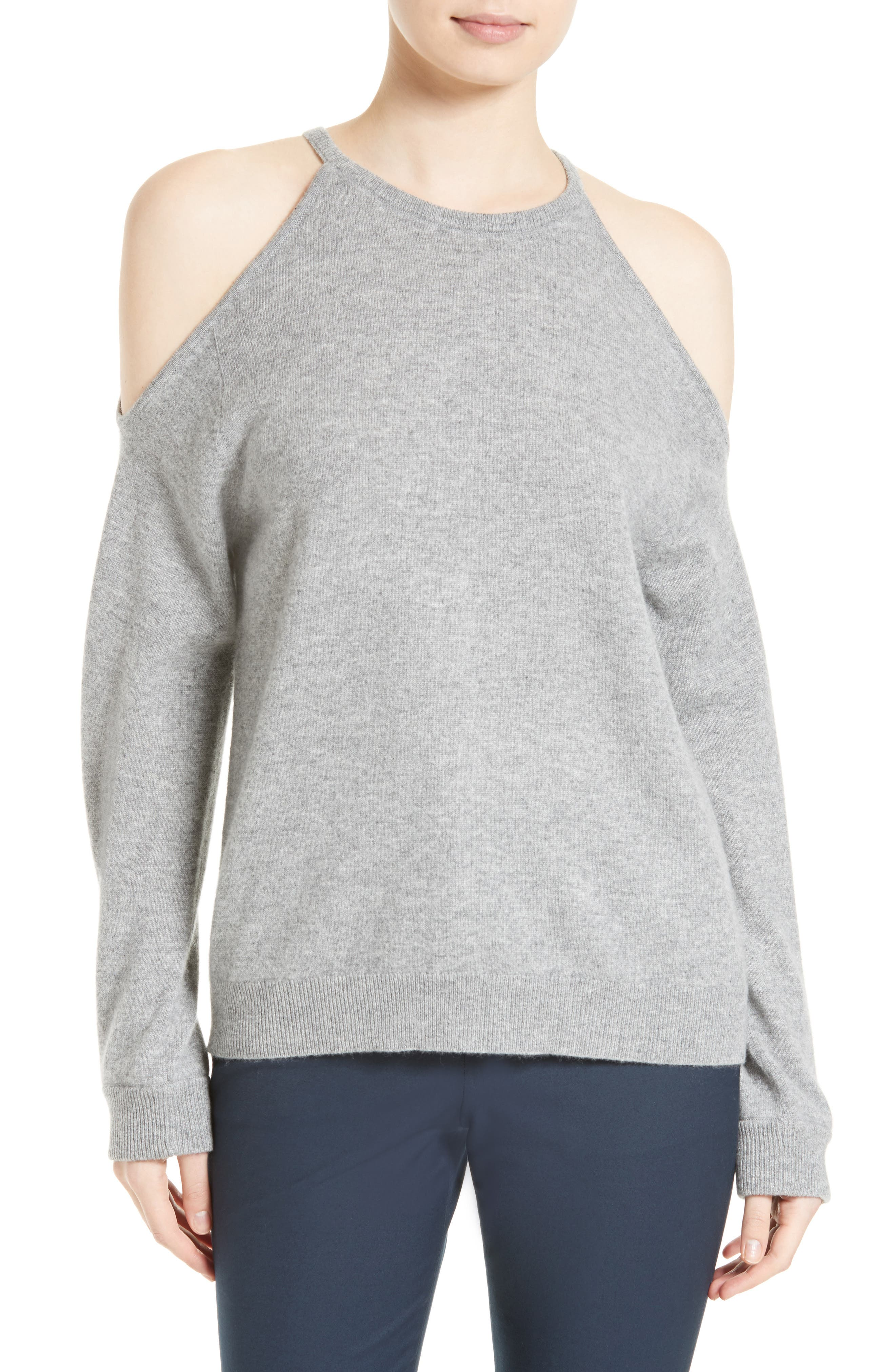 Theory Toleema B Cashmere Sweater
