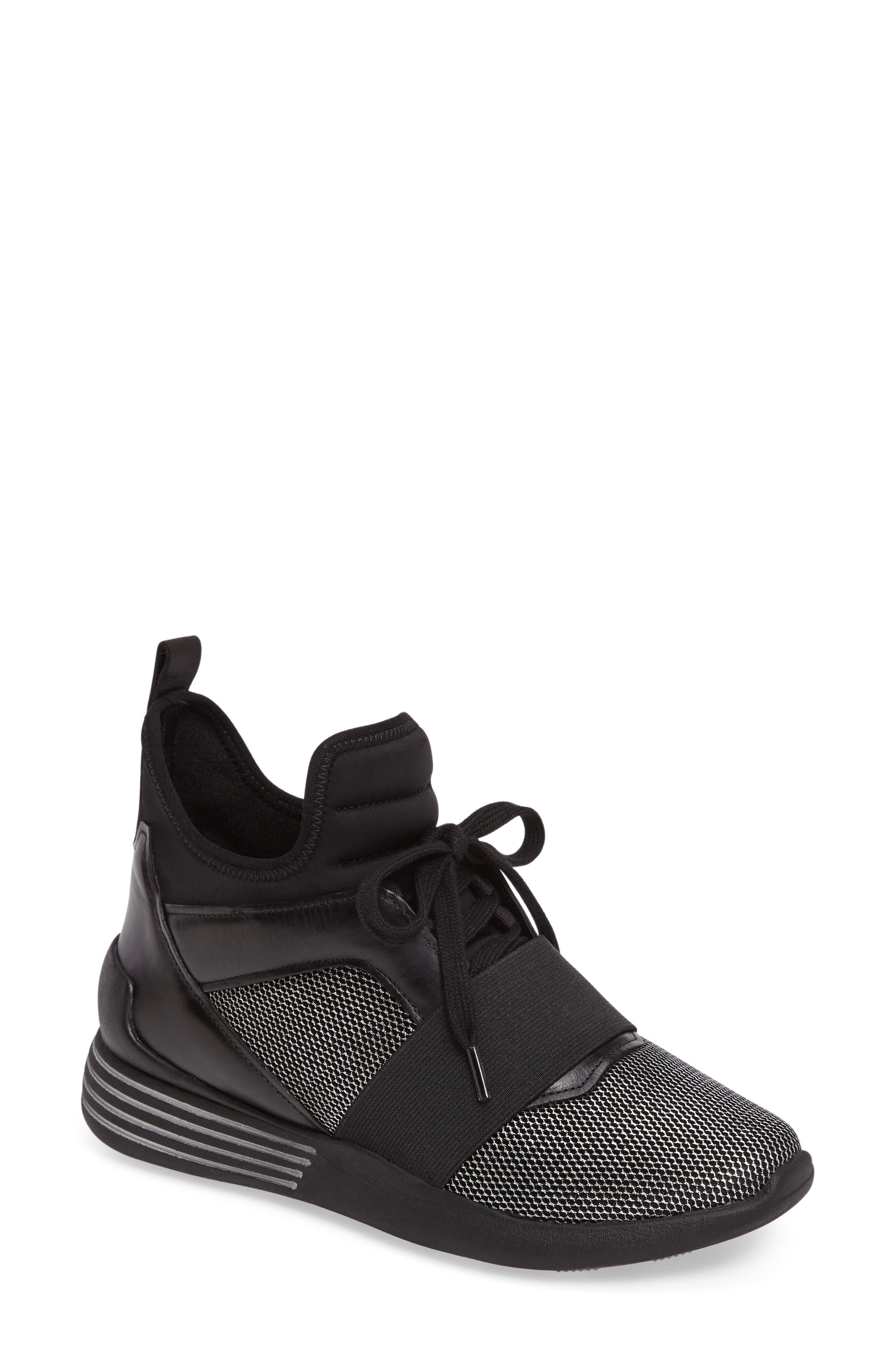 KENDALL + KYLIE Braydin Hidden Wedge Sneaker (Women)
