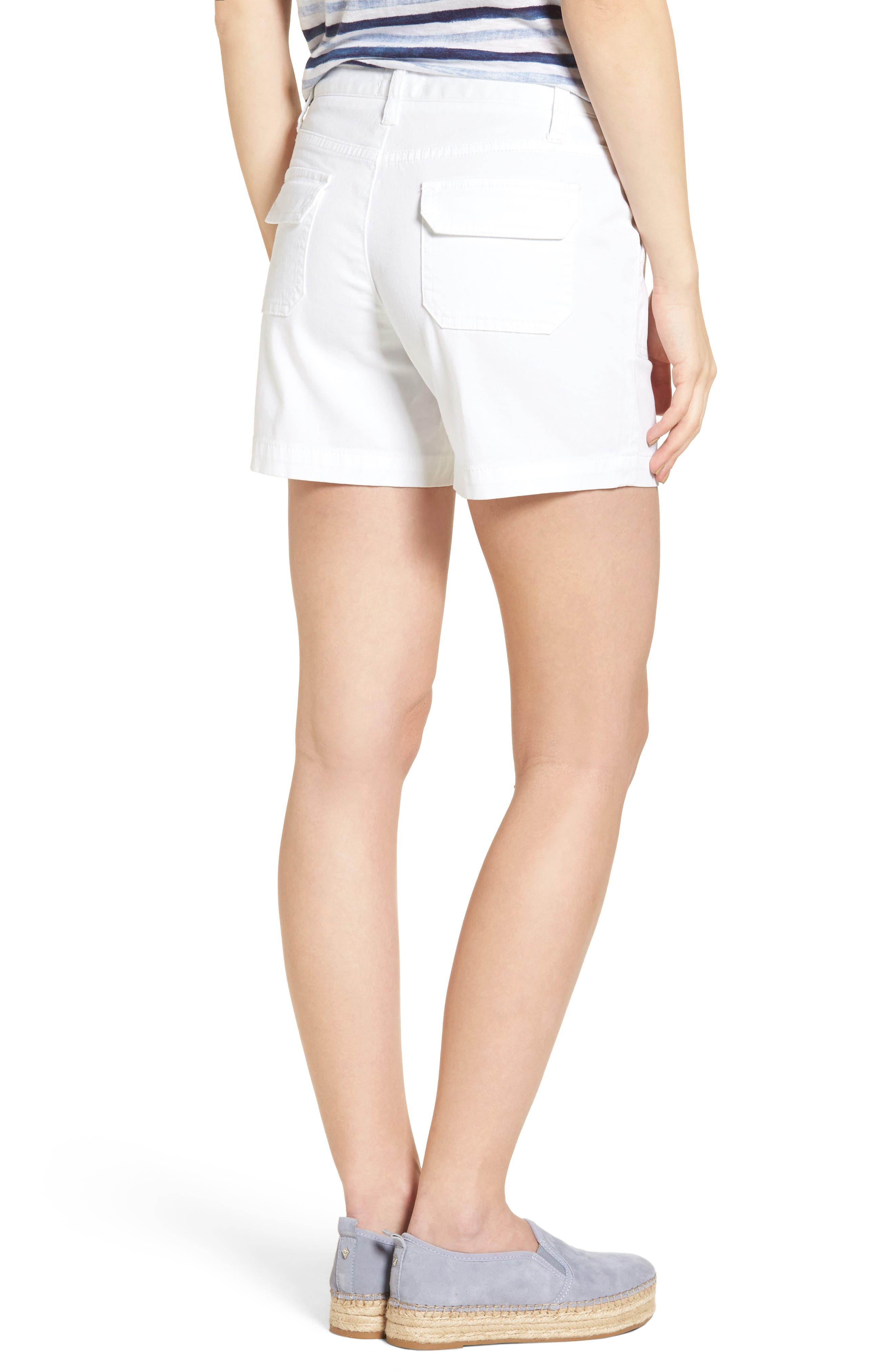 Alternate Image 3  - Caslon® Utility Shorts (Regular & Petite)
