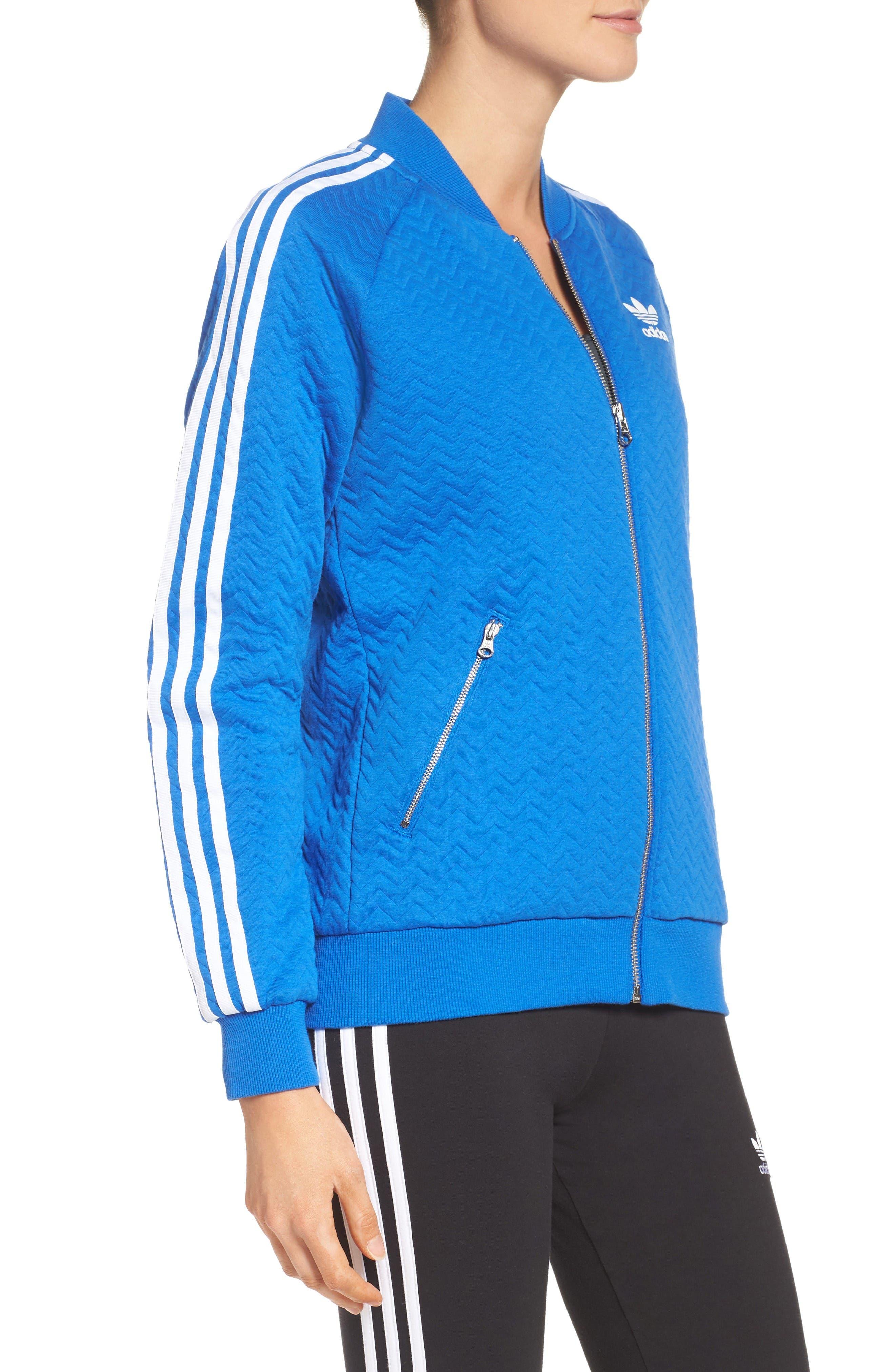 Alternate Image 3  - adidasOriginals 'Superstar' 3-Stripes Track Jacket