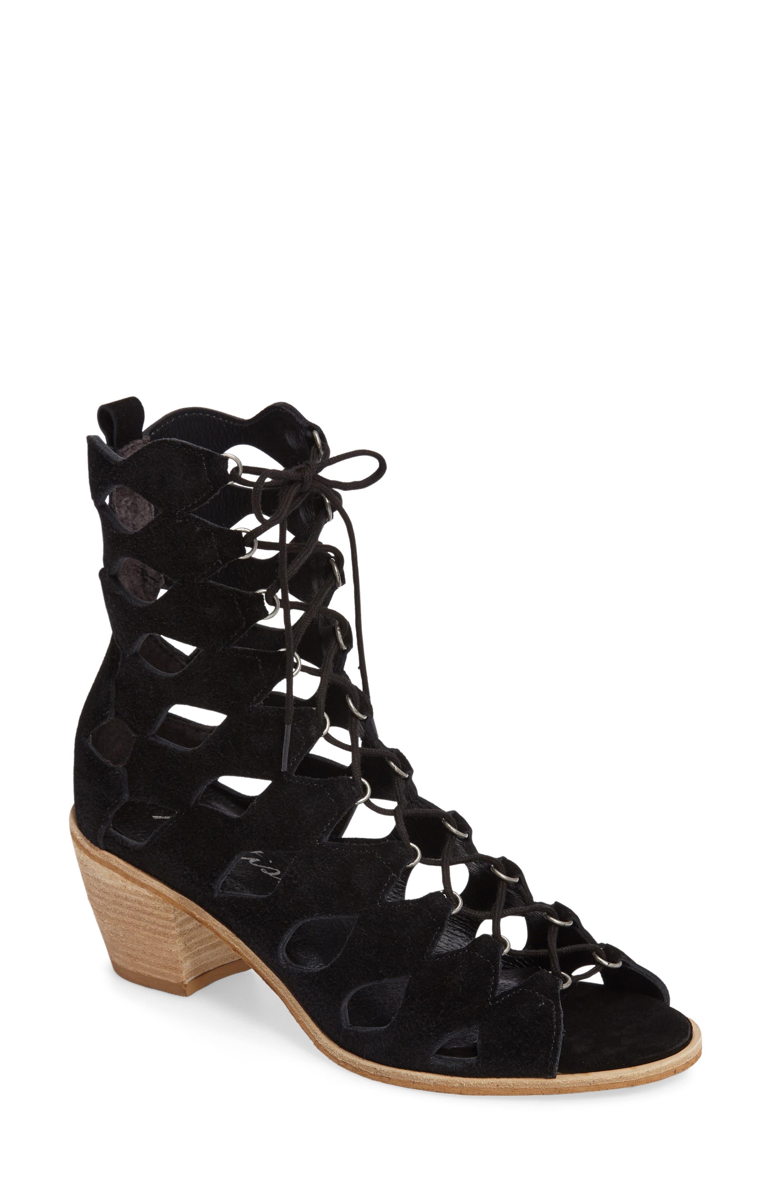 Matisse Jester Lace-Up Sandal (Women)