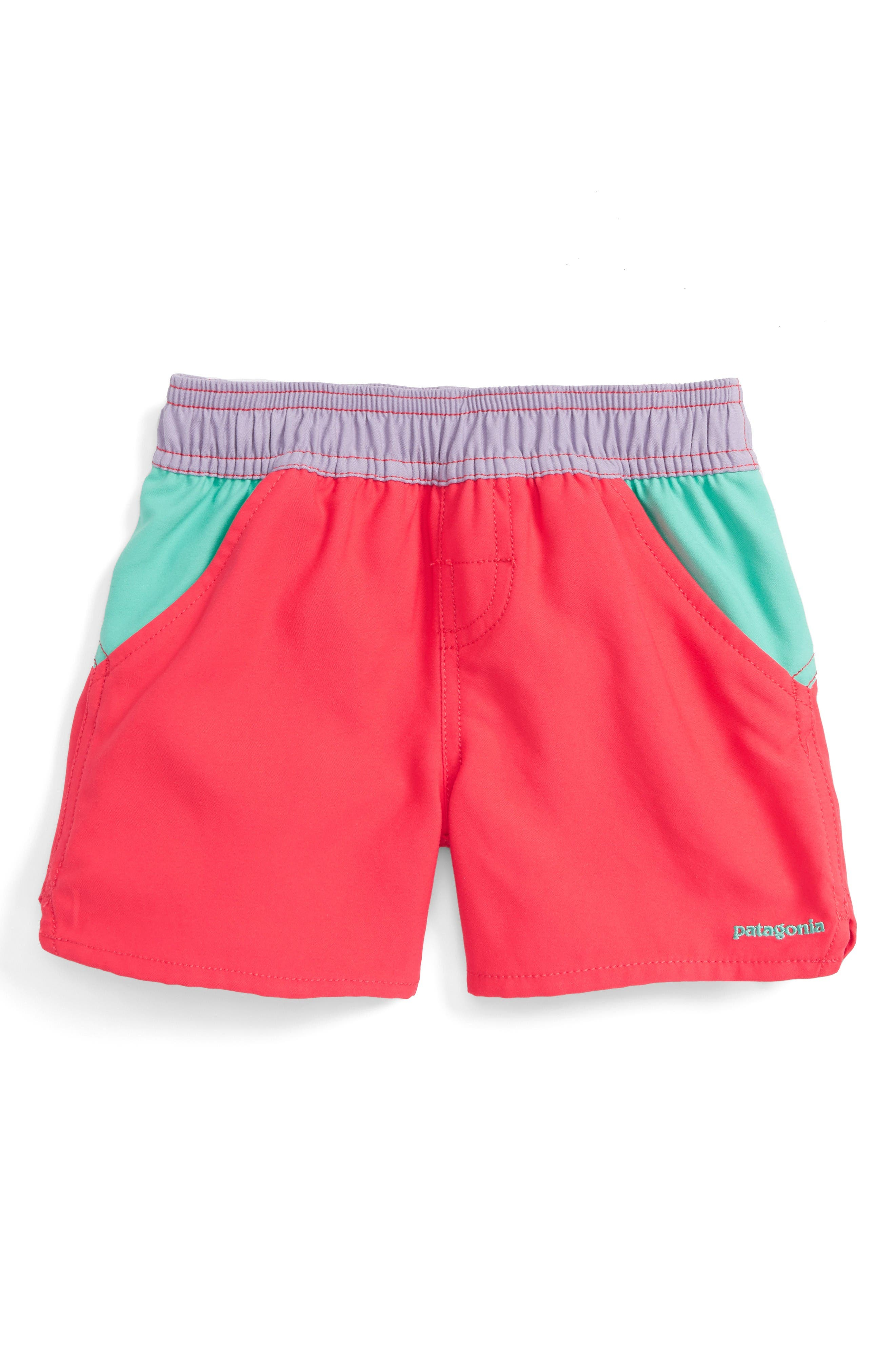 PATAGONIA 'Forries Shorey' Board Shorts