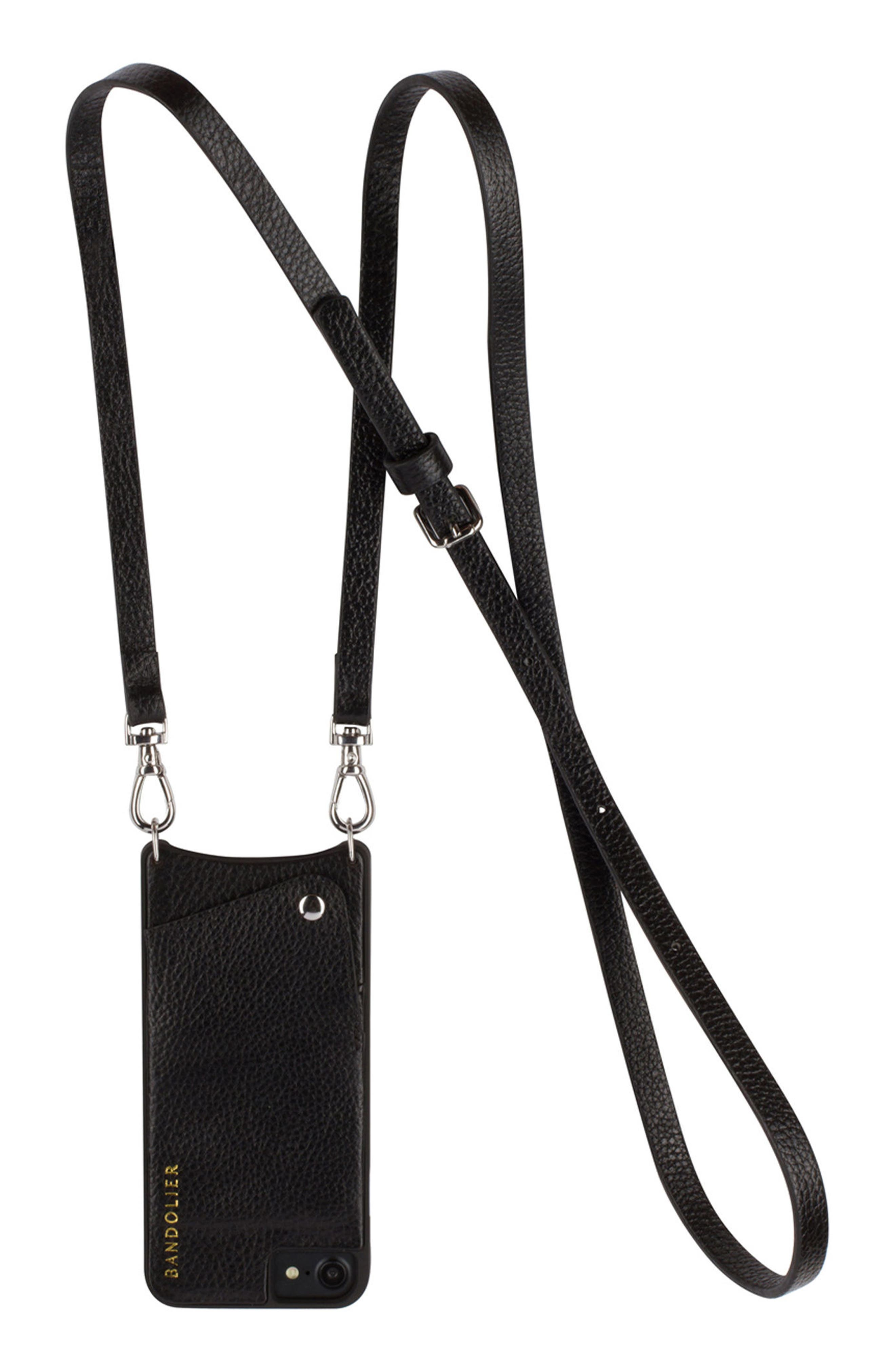 Bandolier Emma iPhone 6/7 & 6/7 Plus Crossbody Case