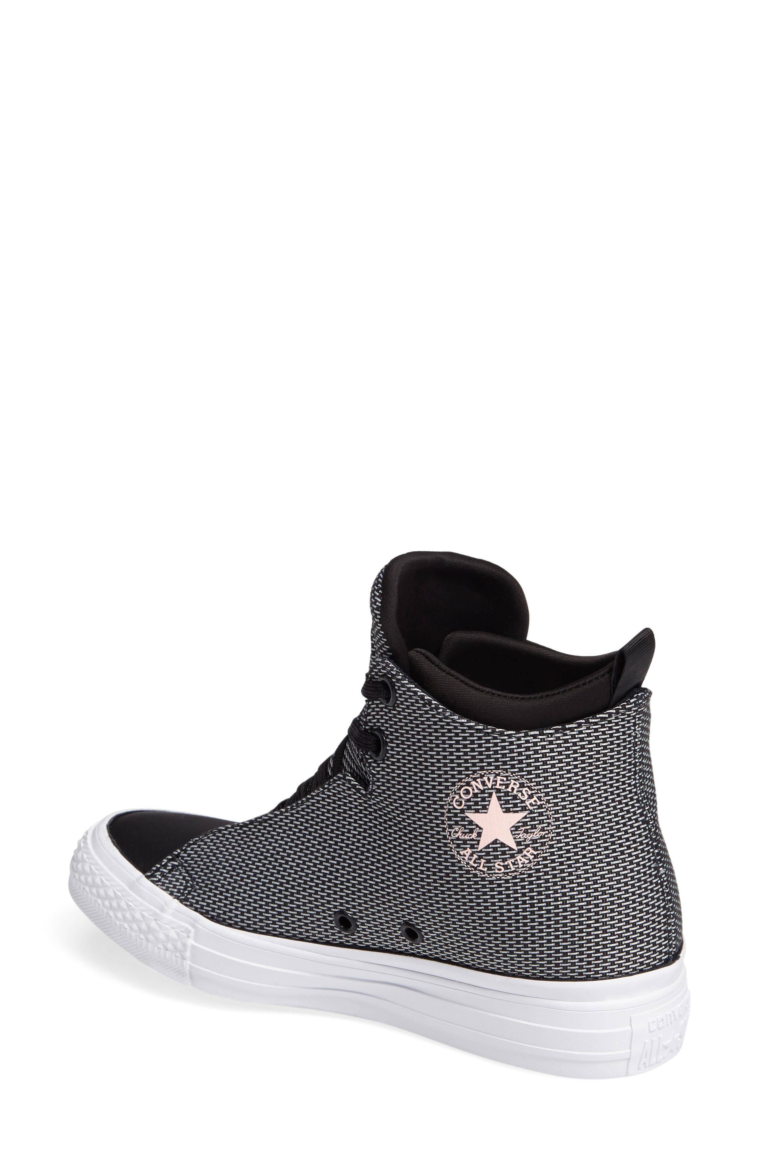 Alternate Image 2  - Converse Chuck Taylor® All Star® Selene High Top Sneaker (Women)
