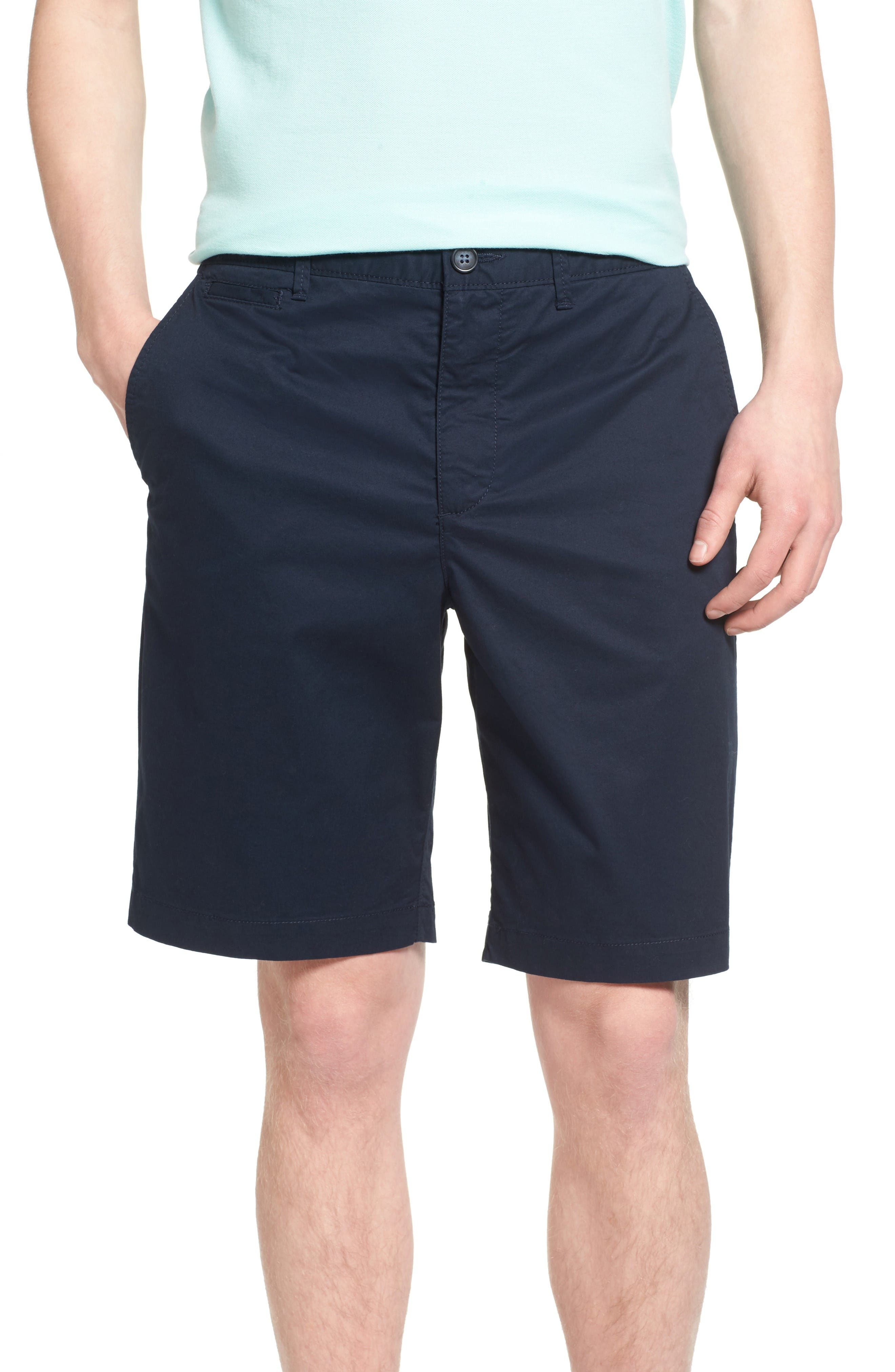 Original Penguin P55 Straight Leg Shorts