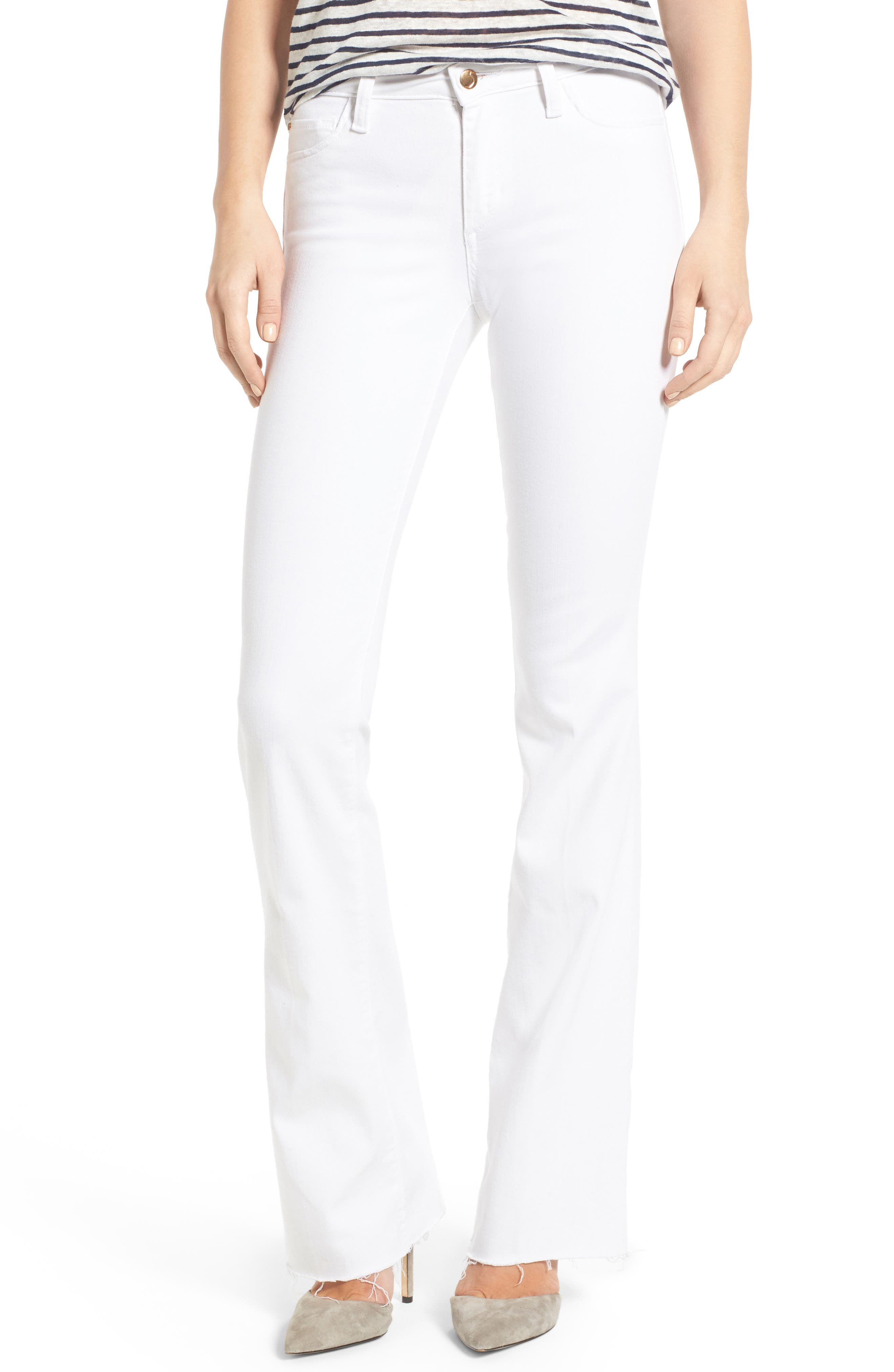 JOE'S Flawless - Honey Curvy Bootcut Jeans