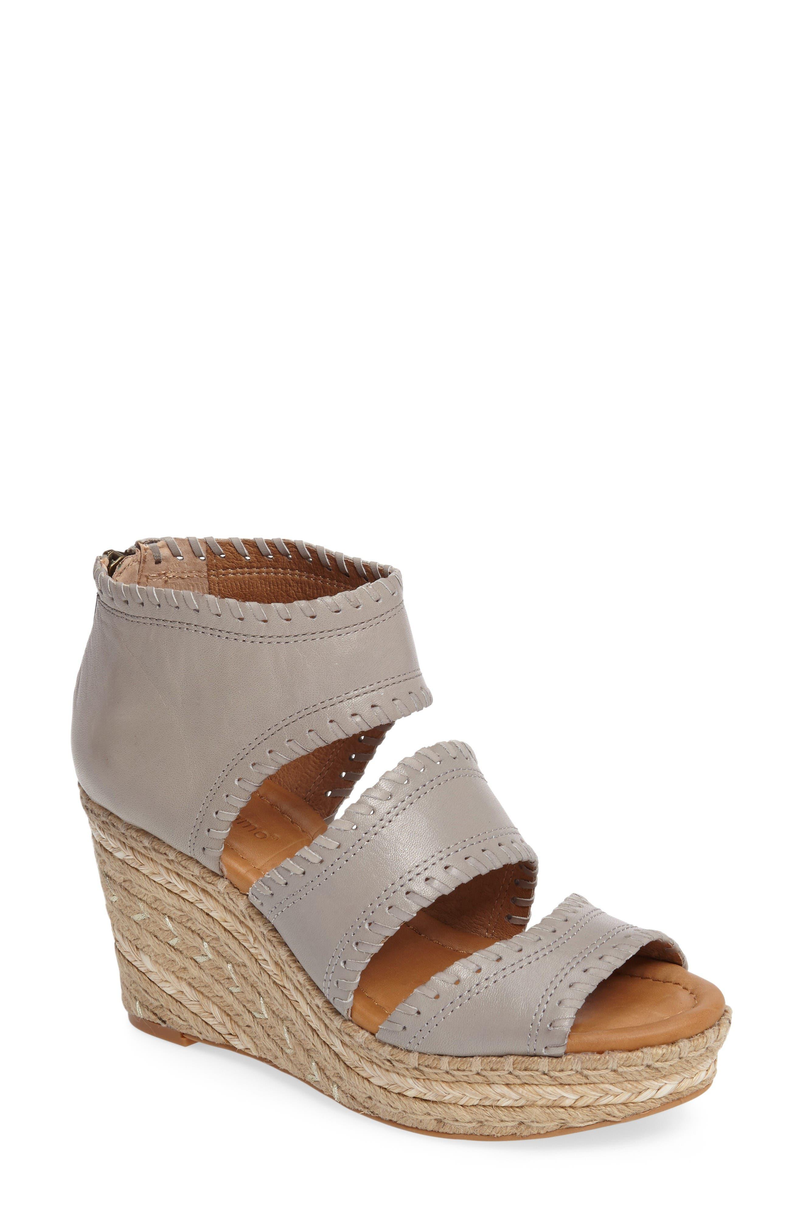 Alternate Image 1 Selected - Corso Como Joyce Wedge Sandal (Women)