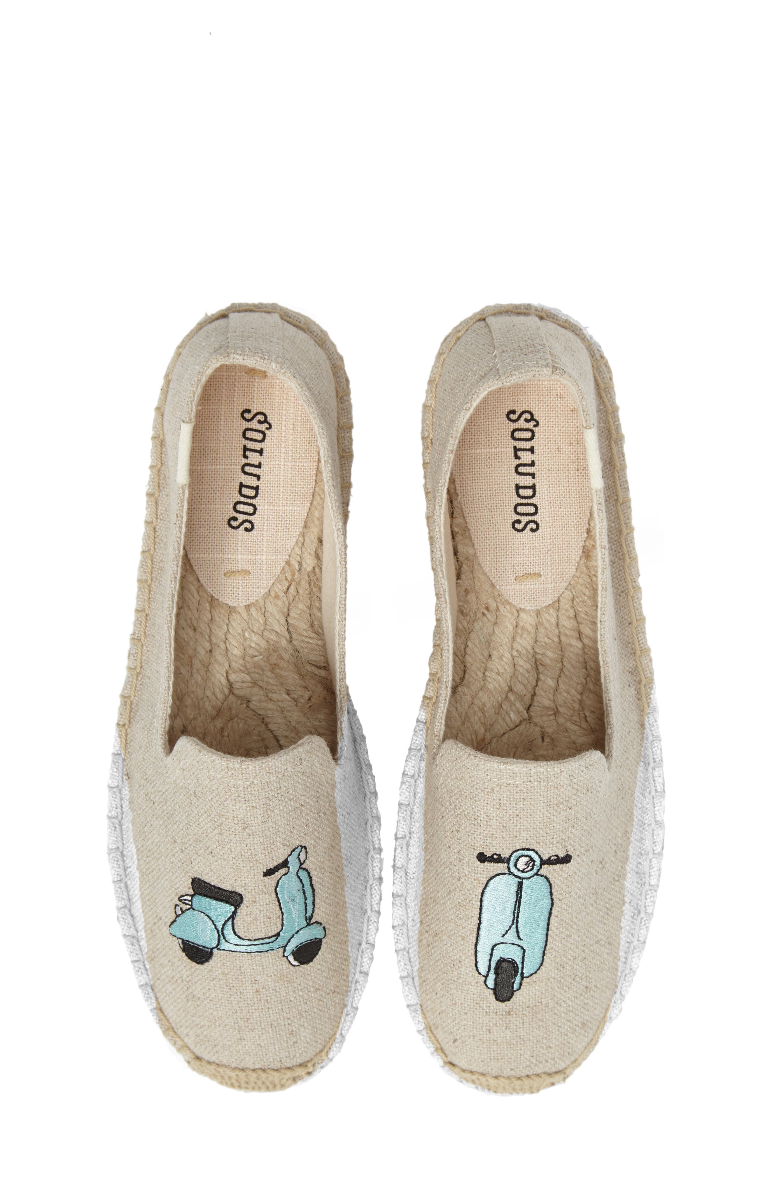 Main Image - Soludos Scooter Espadrille Loafer (Women)