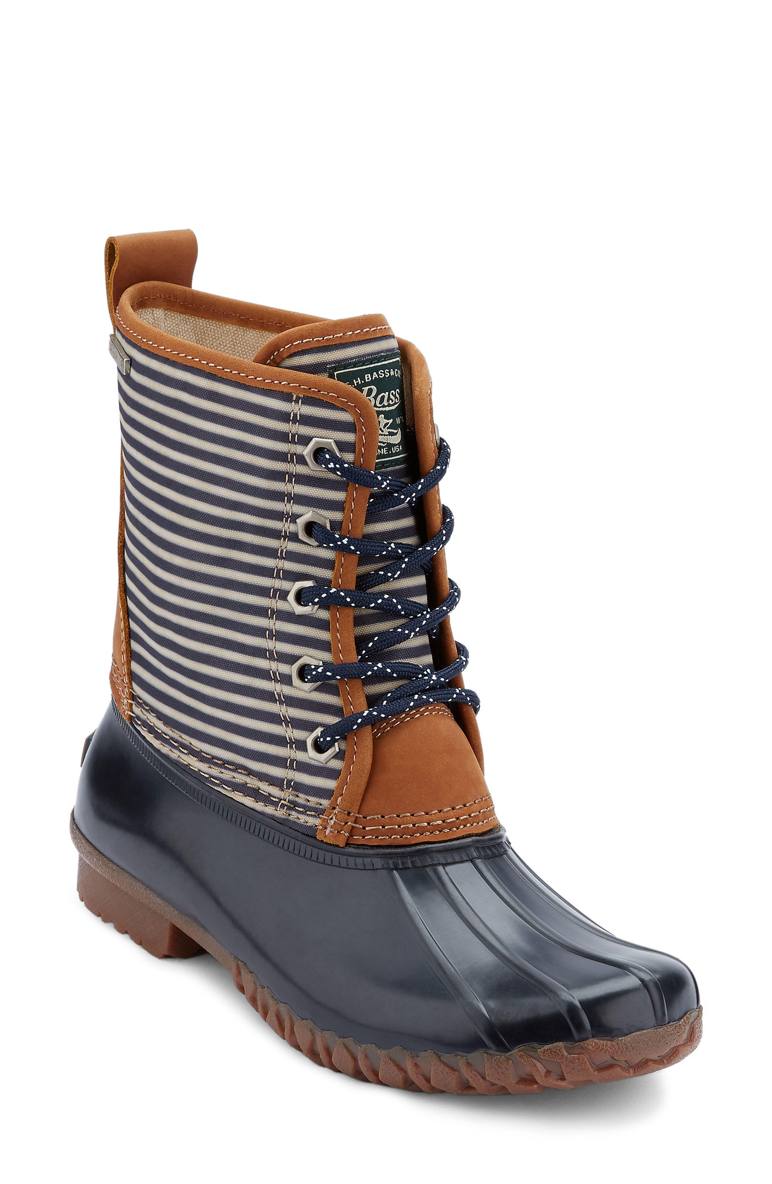 G.H. BASS & CO. Daisy Waterproof Duck Boot