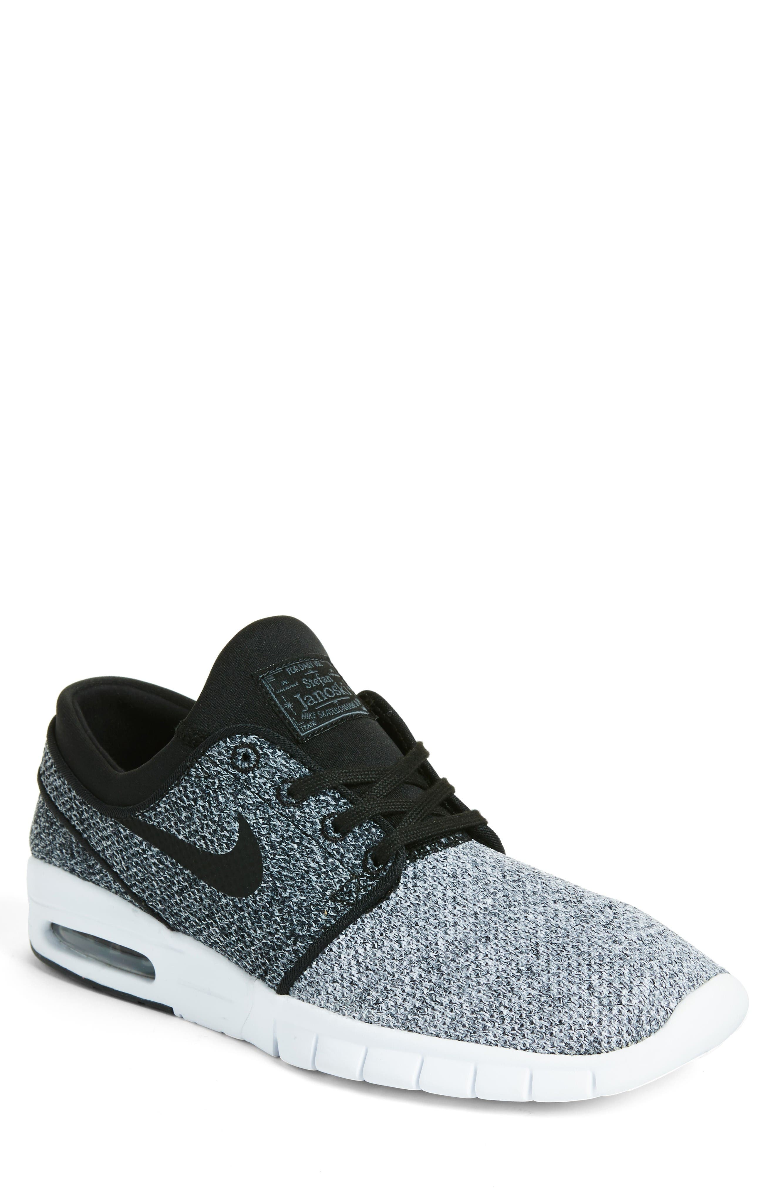 Nike 'Stefan Janoski - Max SB' Skate Shoe (Men)