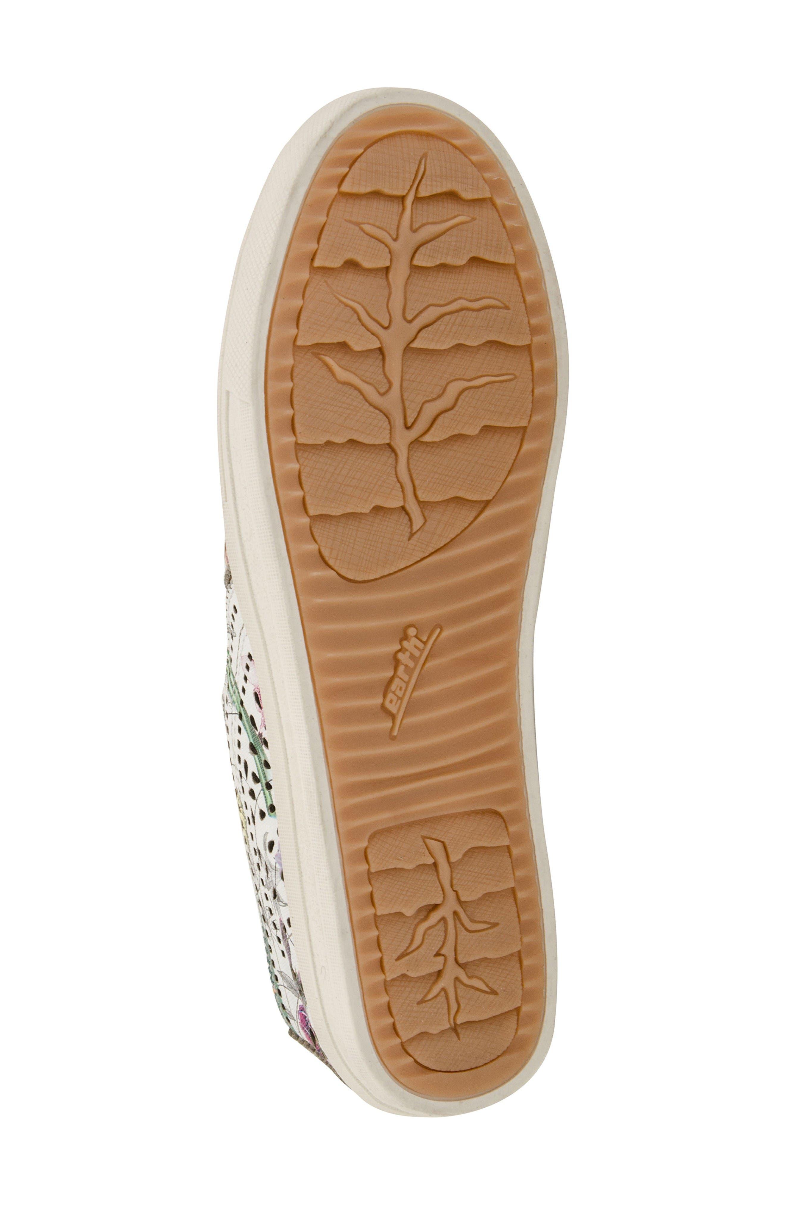 Alternate Image 4  - Earth® 'Tangelo' Slip-On Sneaker (Women)