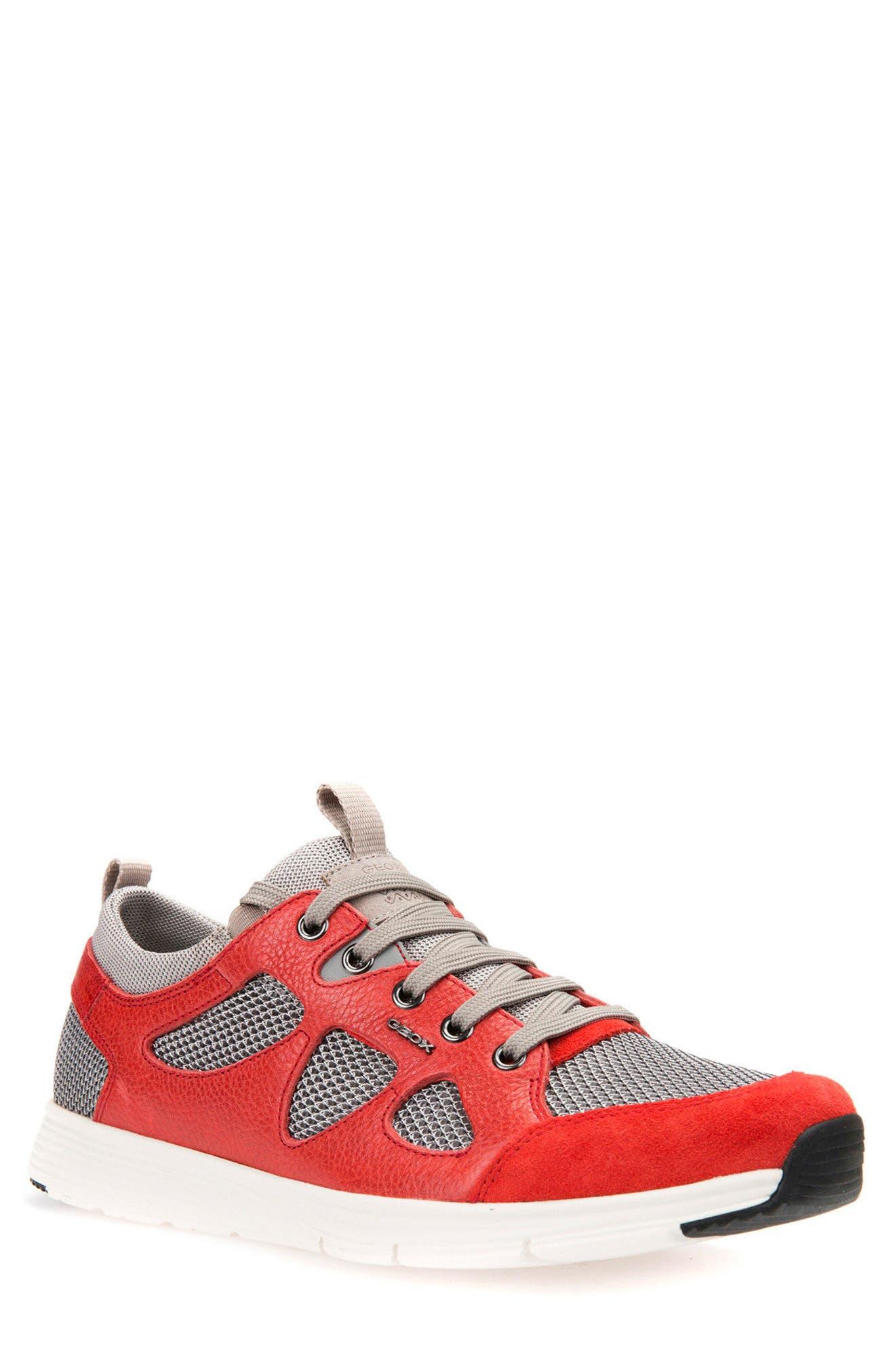 Geox Snapish 1 Sneaker (Men)