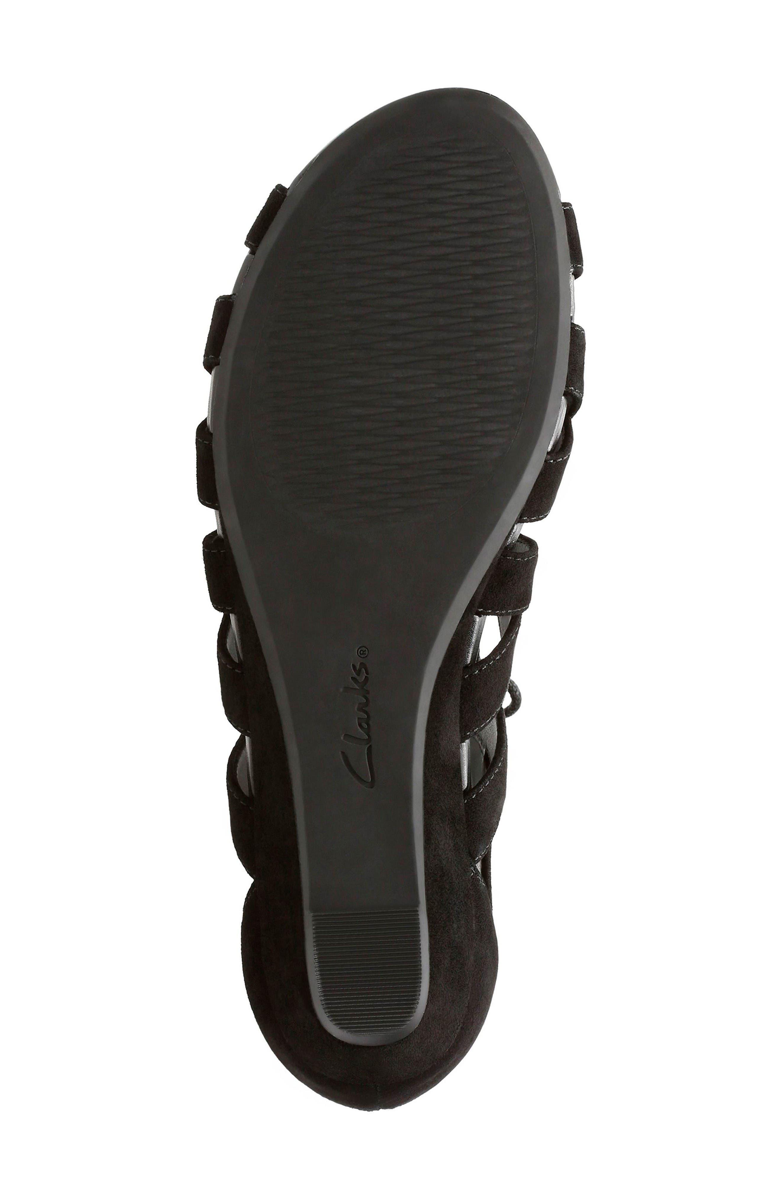 Alternate Image 4  - Clarks® Parram Lux Sandal (Women)