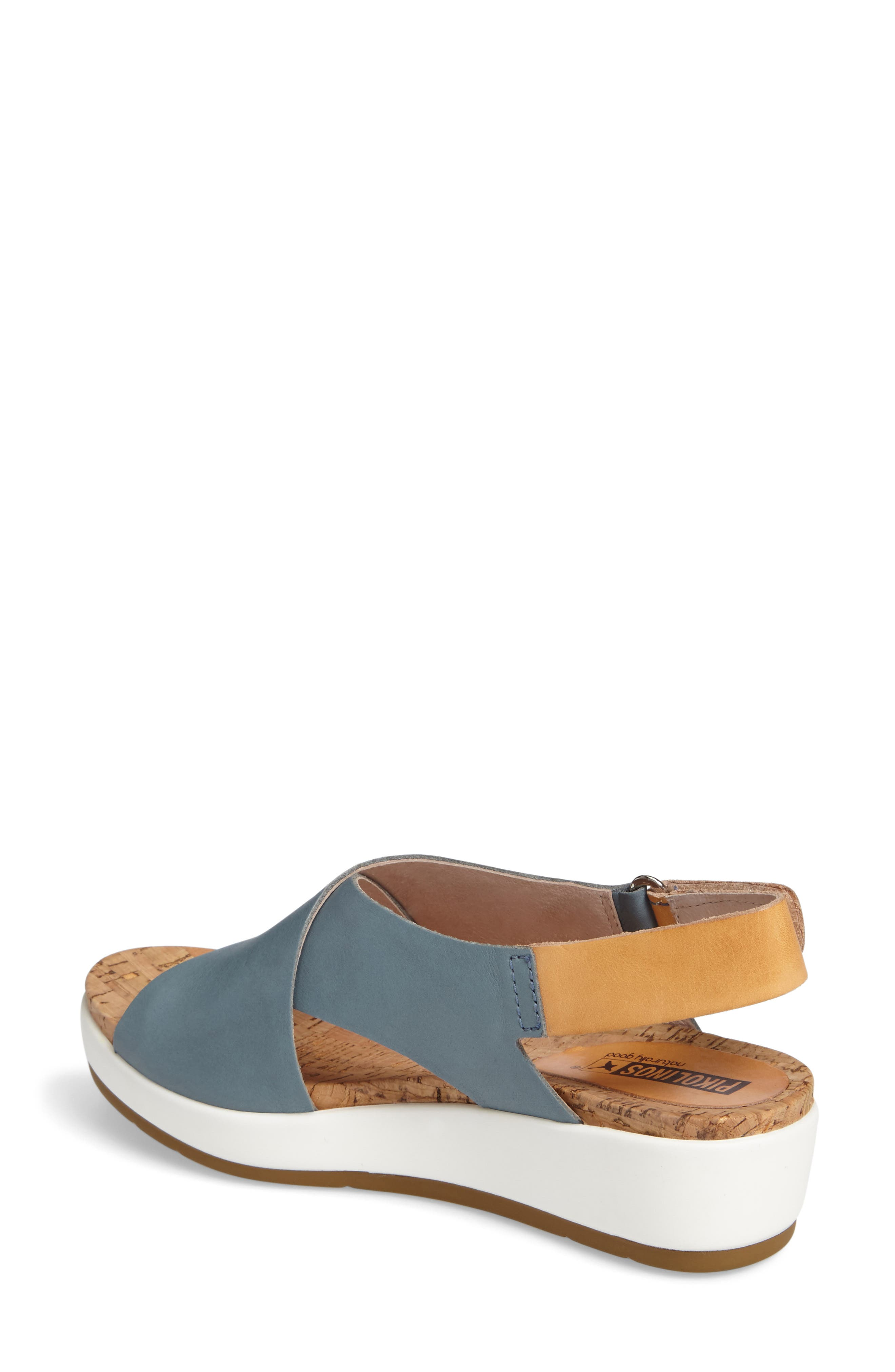 Alternate Image 2  - PIKOLINOS 'Mykonos' Platform Sandal (Women)