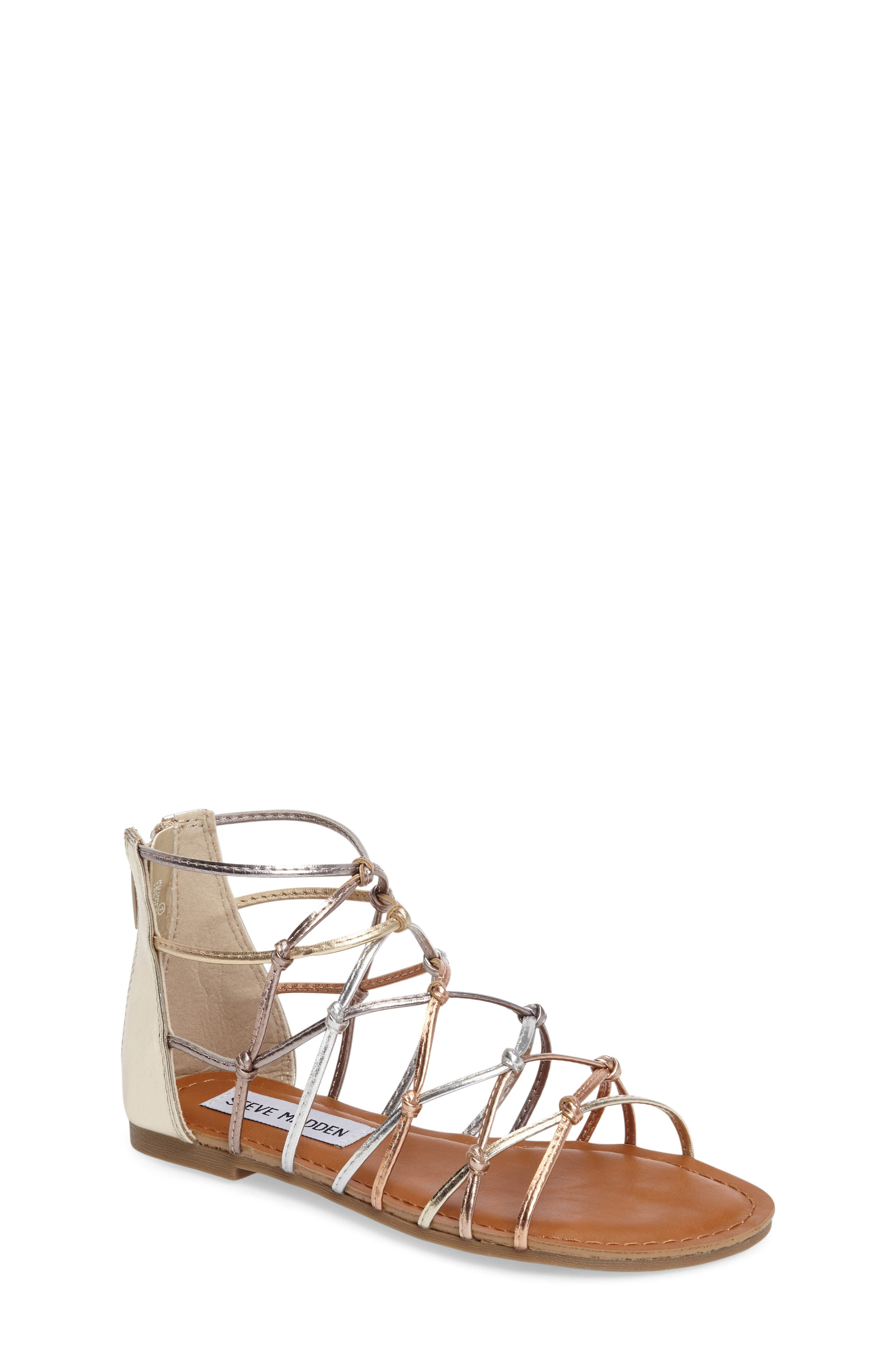 Steve Madden Mistic Sandal (Little Kid & Big Kid)