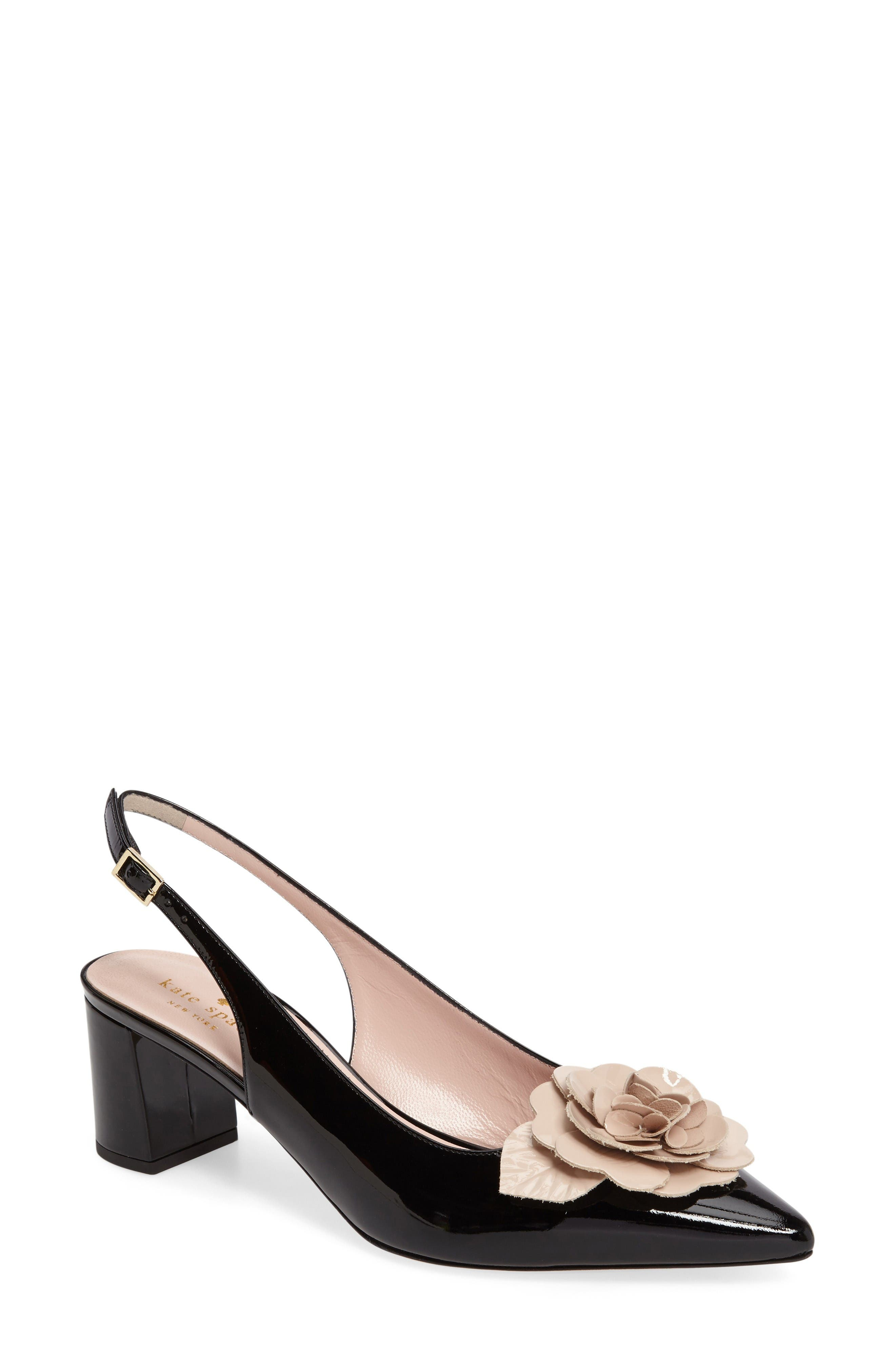 KATE SPADE NEW YORK mercer slingback pump