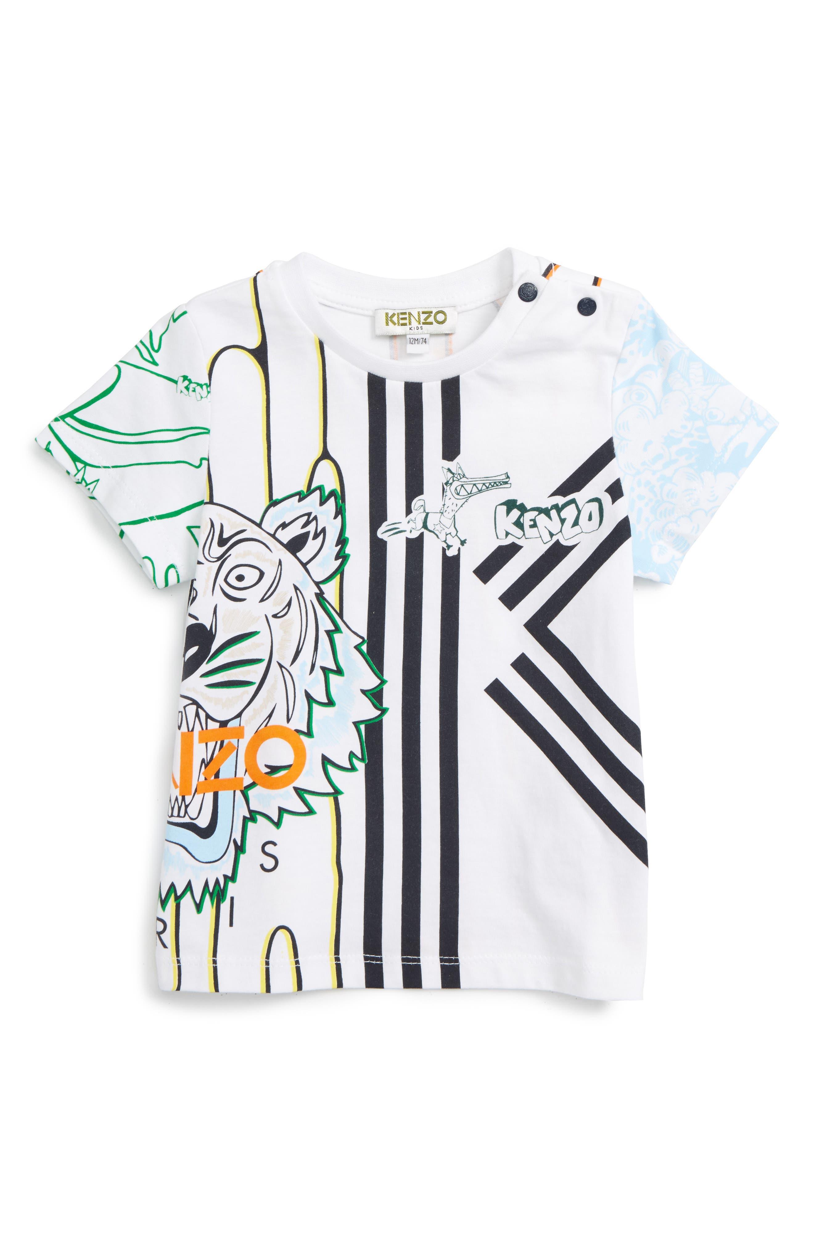 KENZO Graphic T-Shirt (Baby Boys)
