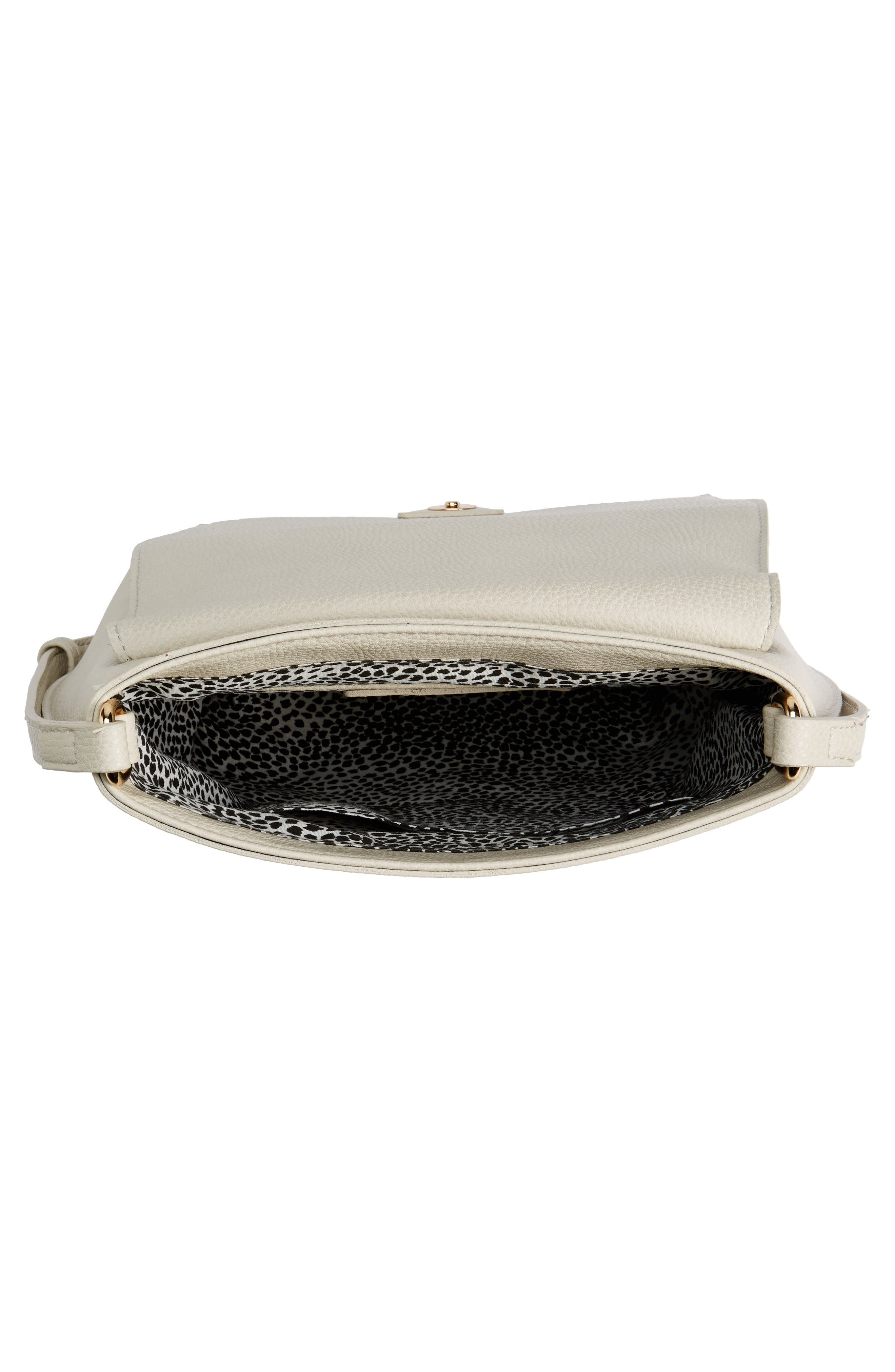 Alternate Image 5  - Sole Society Tassel Faux Leather Crossbody Bag