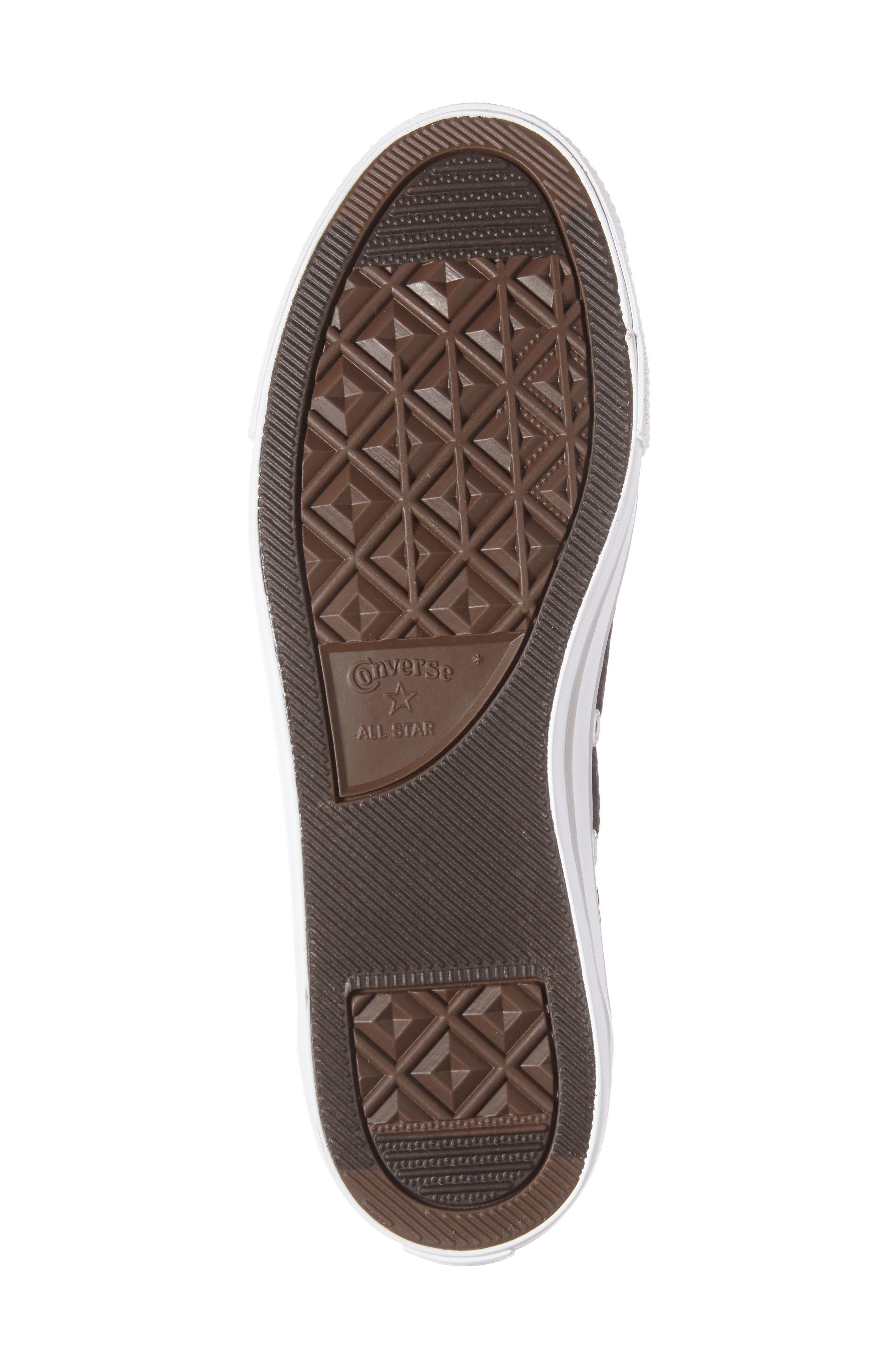 Alternate Image 4  - Chuck Taylor® All Star® Dainty Low Top Sneaker (Women)