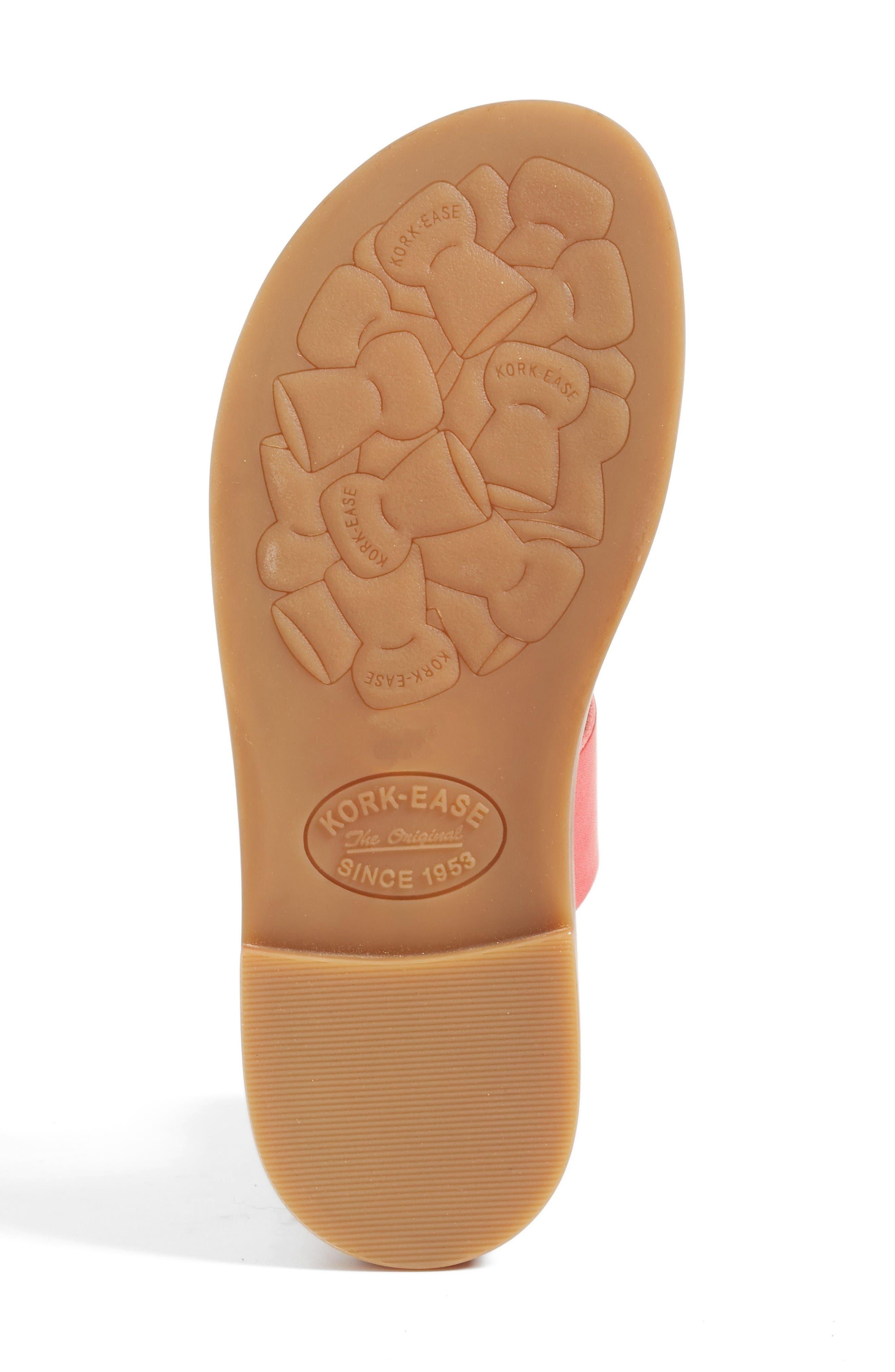 Alternate Image 4  - Kork-Ease® Pine Sandal (Women)