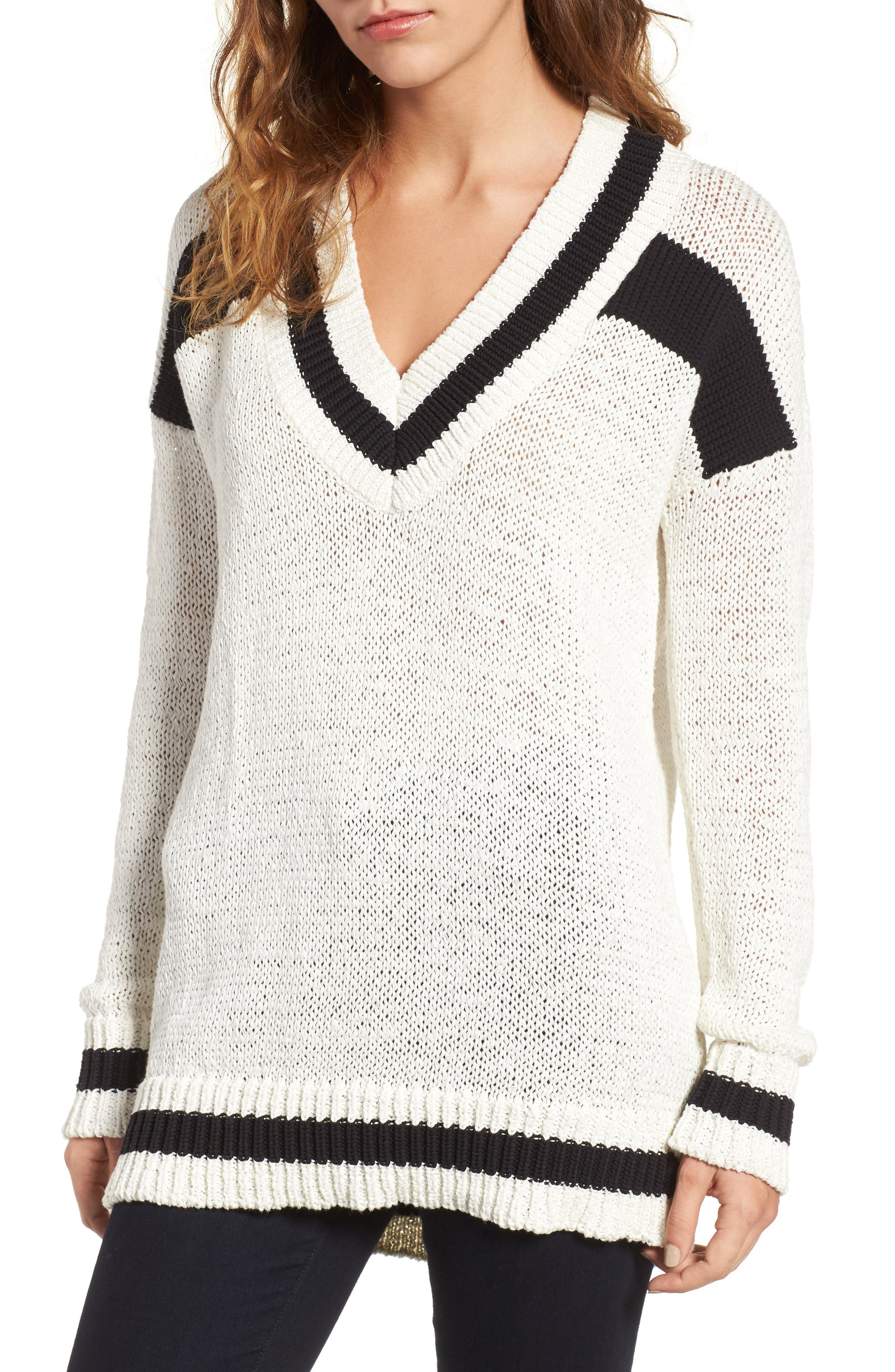 KENDALL + KYLIE Rugby Sweater