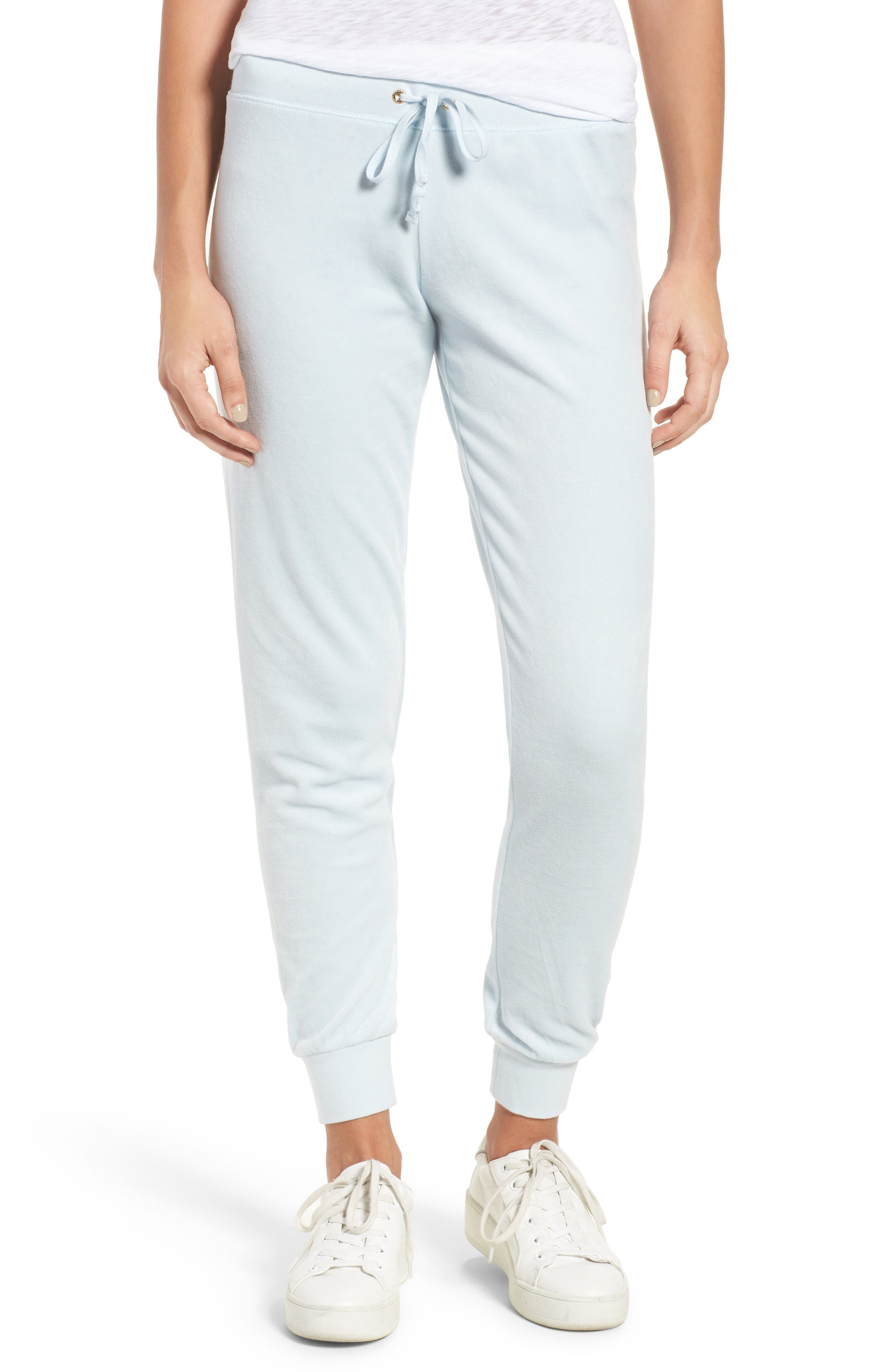 Juicy Couture Zuma Microterry Track Pants