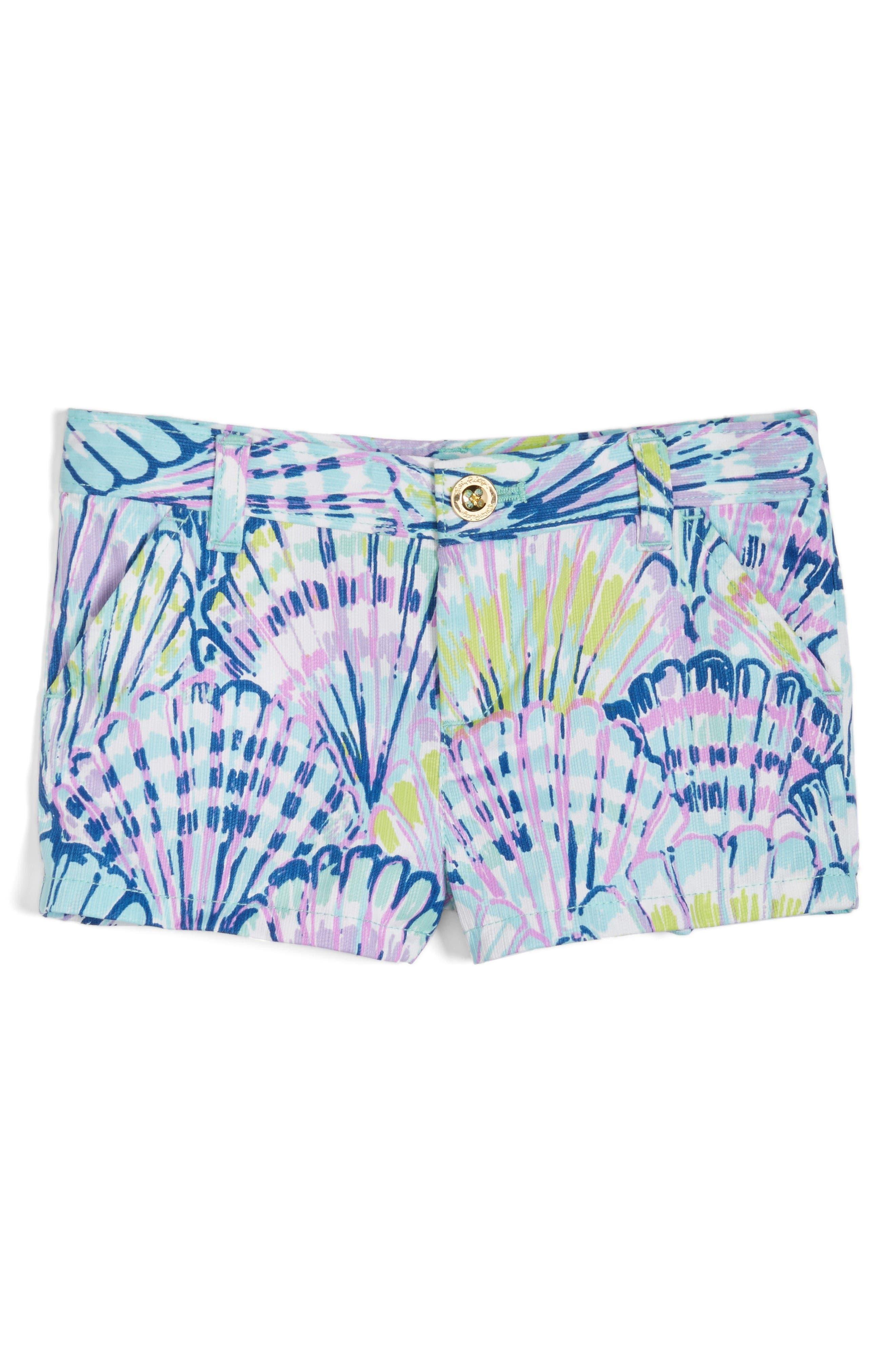 Lilly Pulitzer® Mini Callahan Shorts (Toddler Girls, Little Girls & Big Girls)