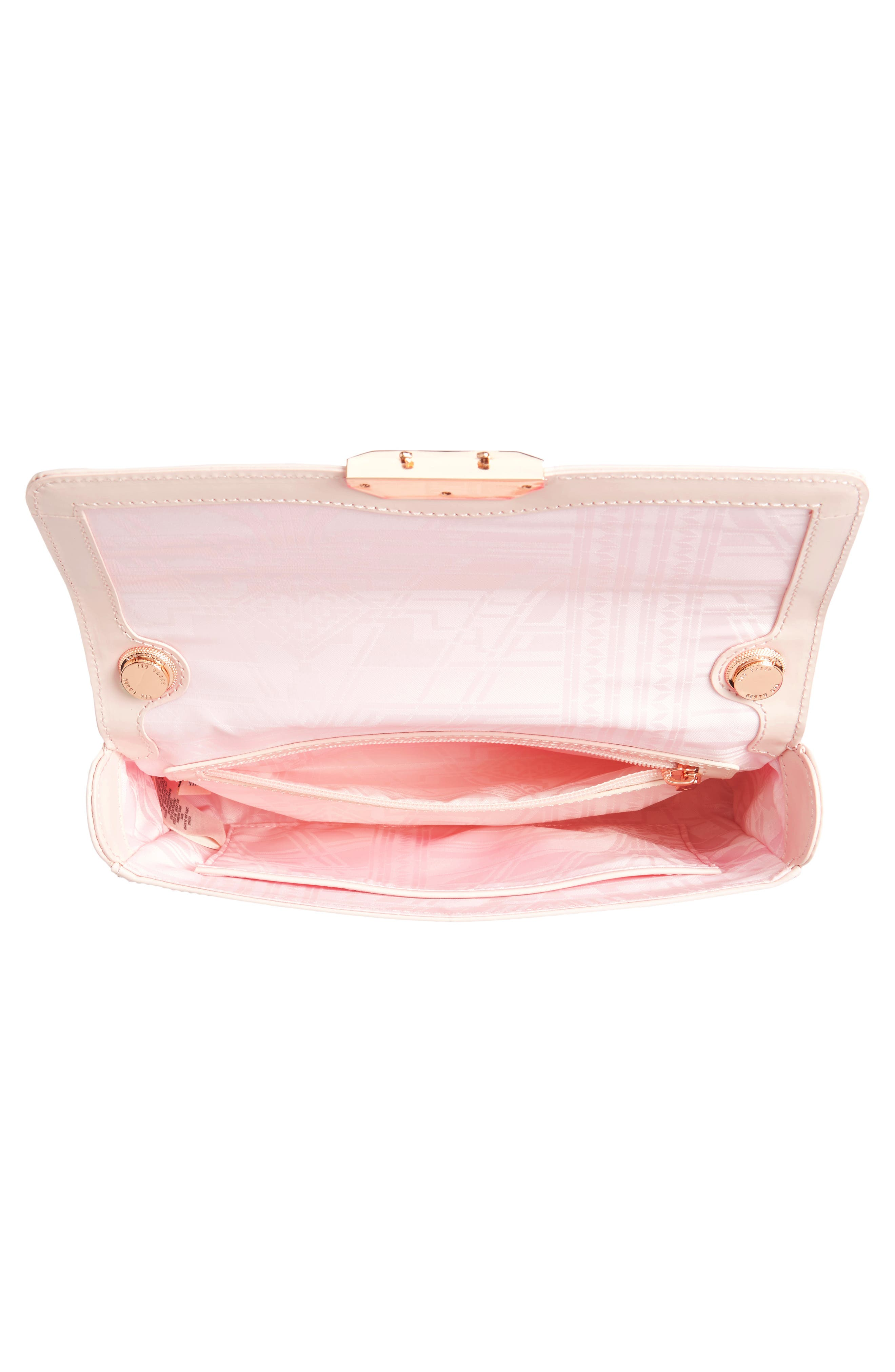 Alternate Image 3  - Ted Baker London Leather Crossbody Bag