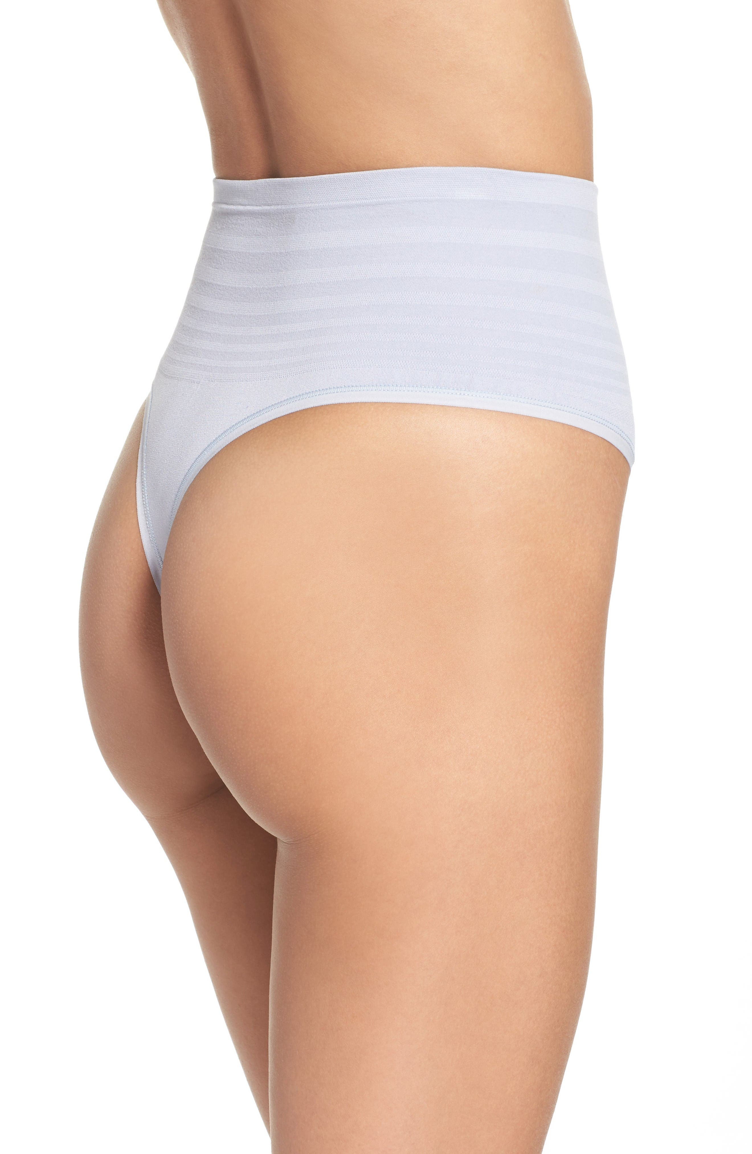 Alternate Image 2  - Yummie by Heather Thomson 'Jasmine' Shaping Thong (2 for $30)