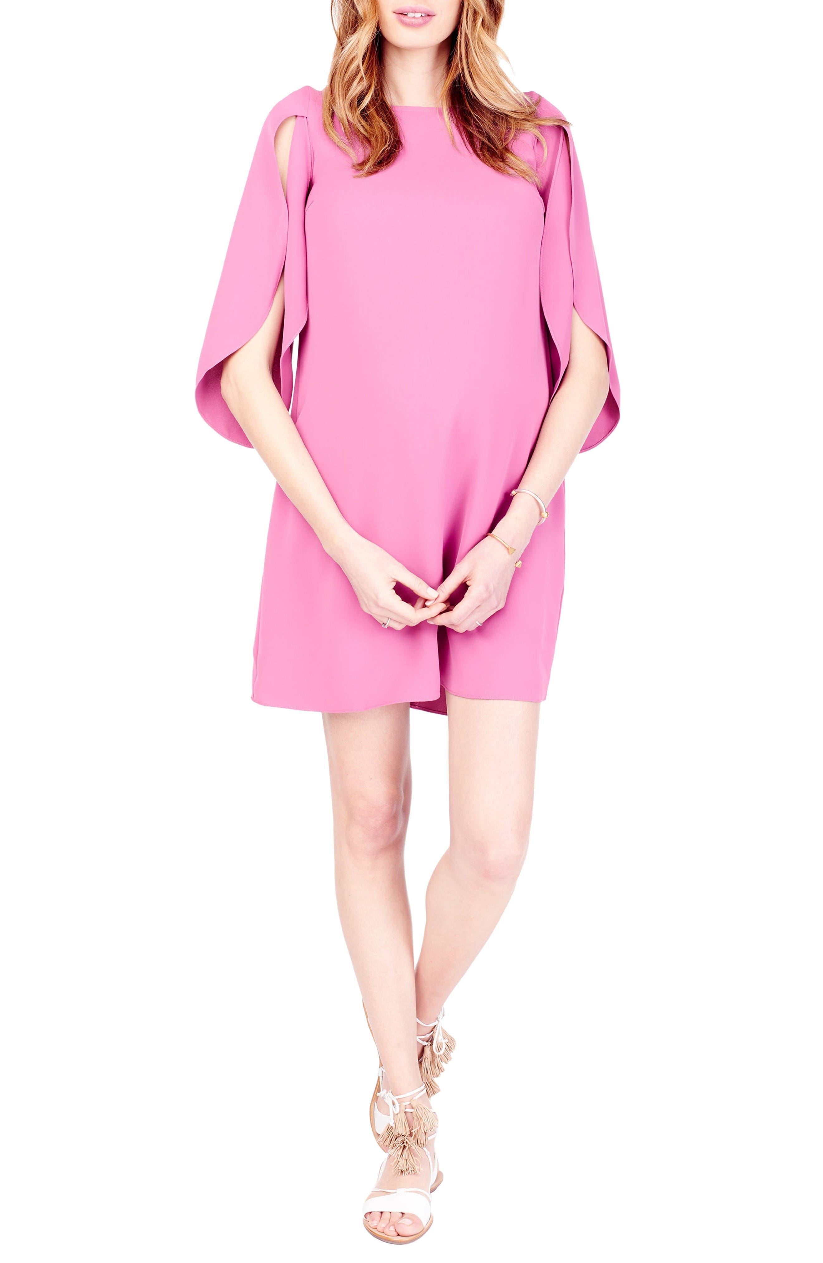 Alternate Image 1 Selected - Ingrid & Isabel® Maternity Shift Dress