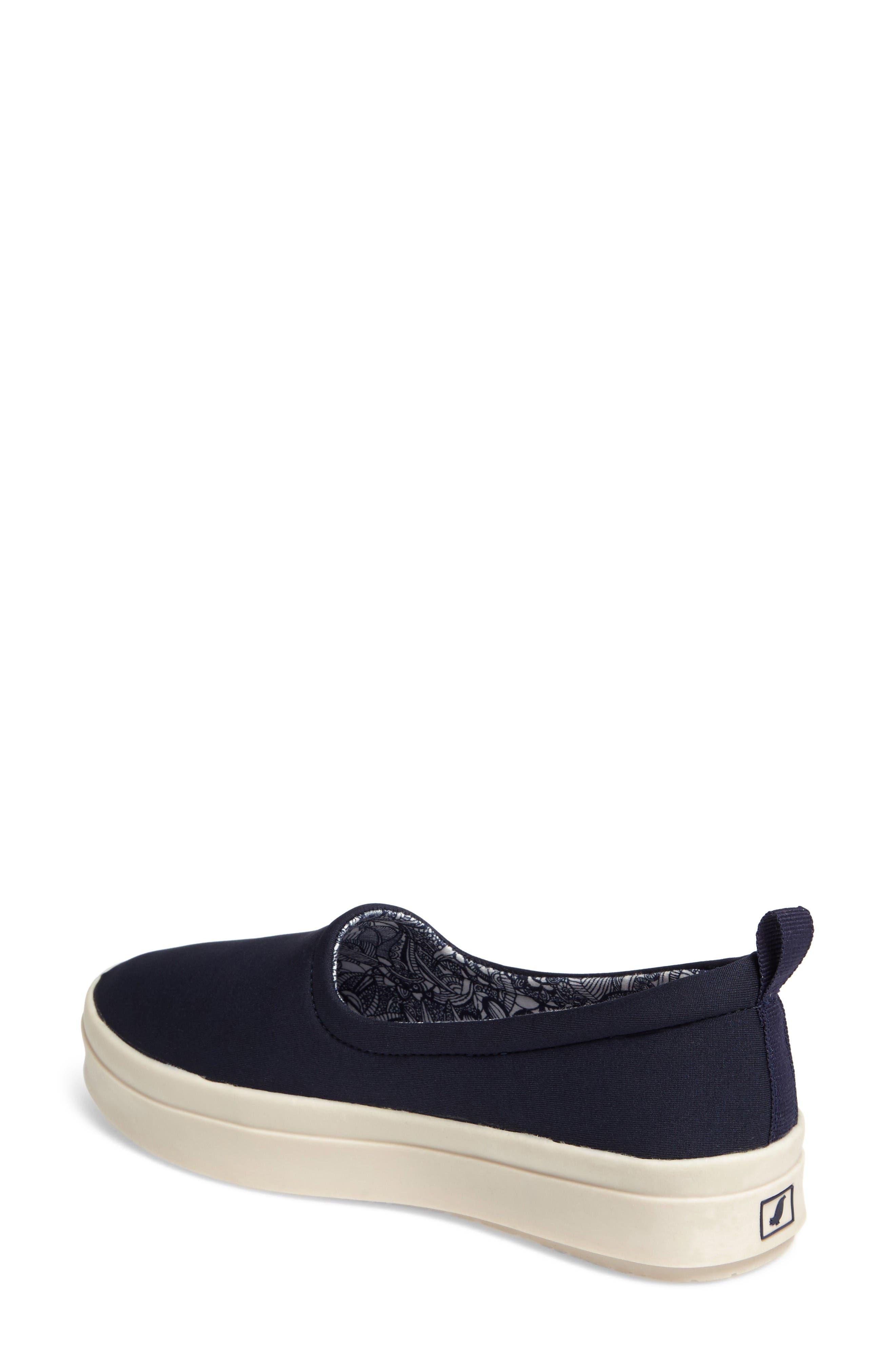 Alternate Image 2  - Sakroots Saz Slip-On Sneaker (Women)
