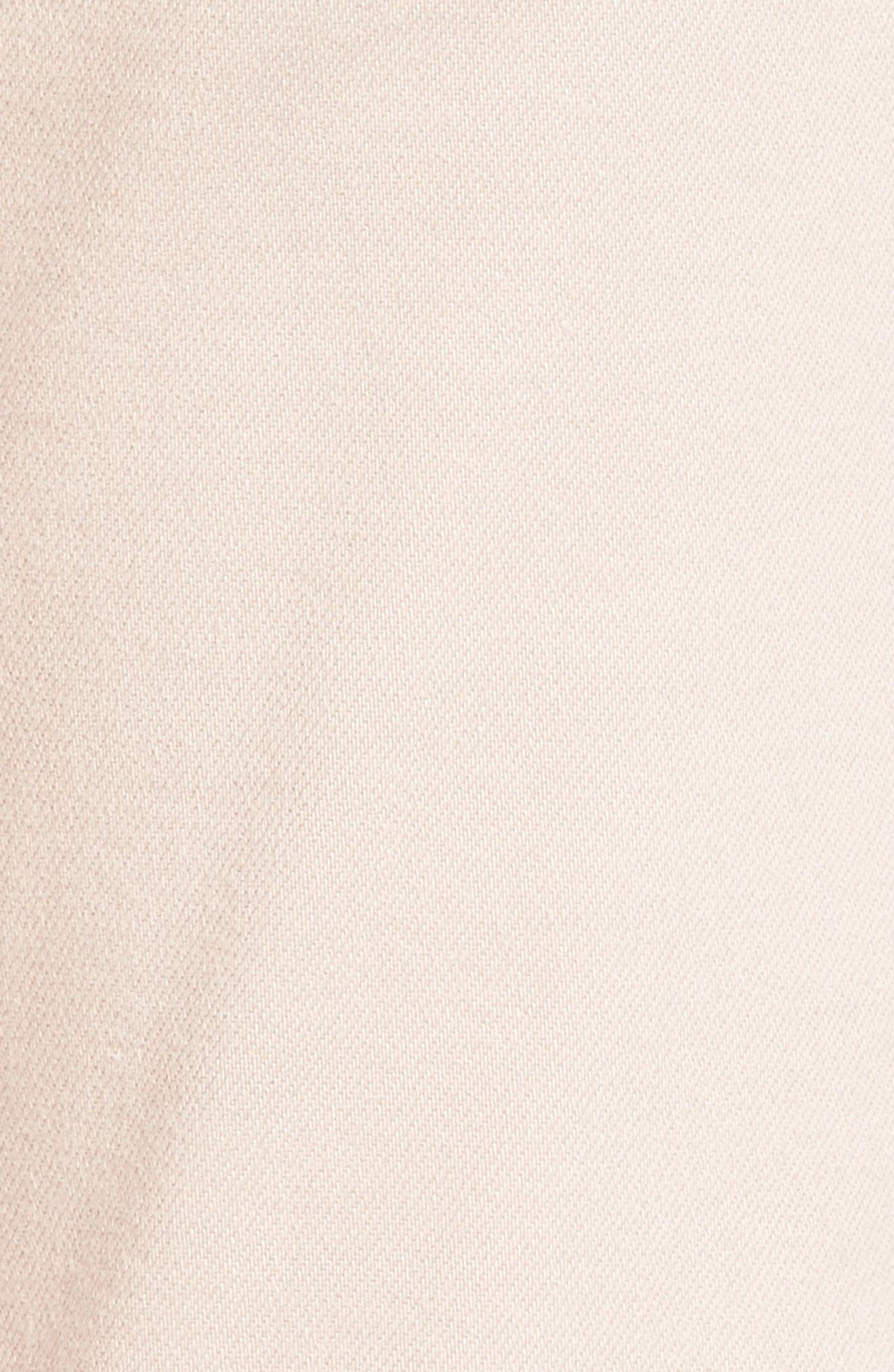 Alternate Image 5  - KUT from the Kloth Amy Stretch Slim Crop Jeans (Blush Rose)