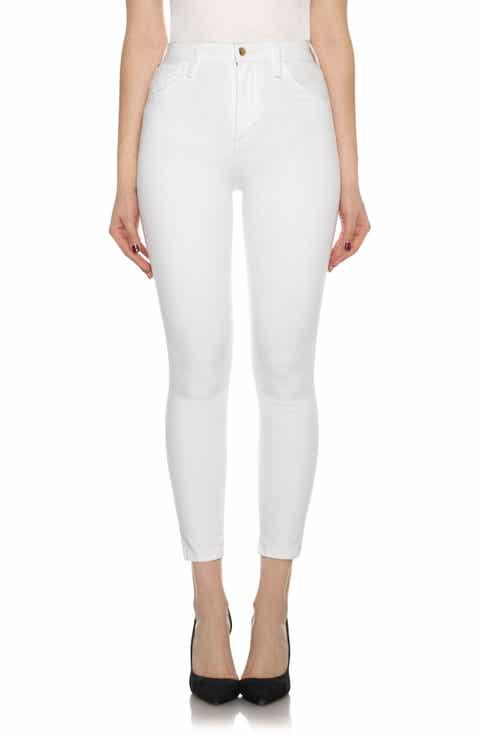 Joe's White Skinny Jeans for Women | Nordstrom