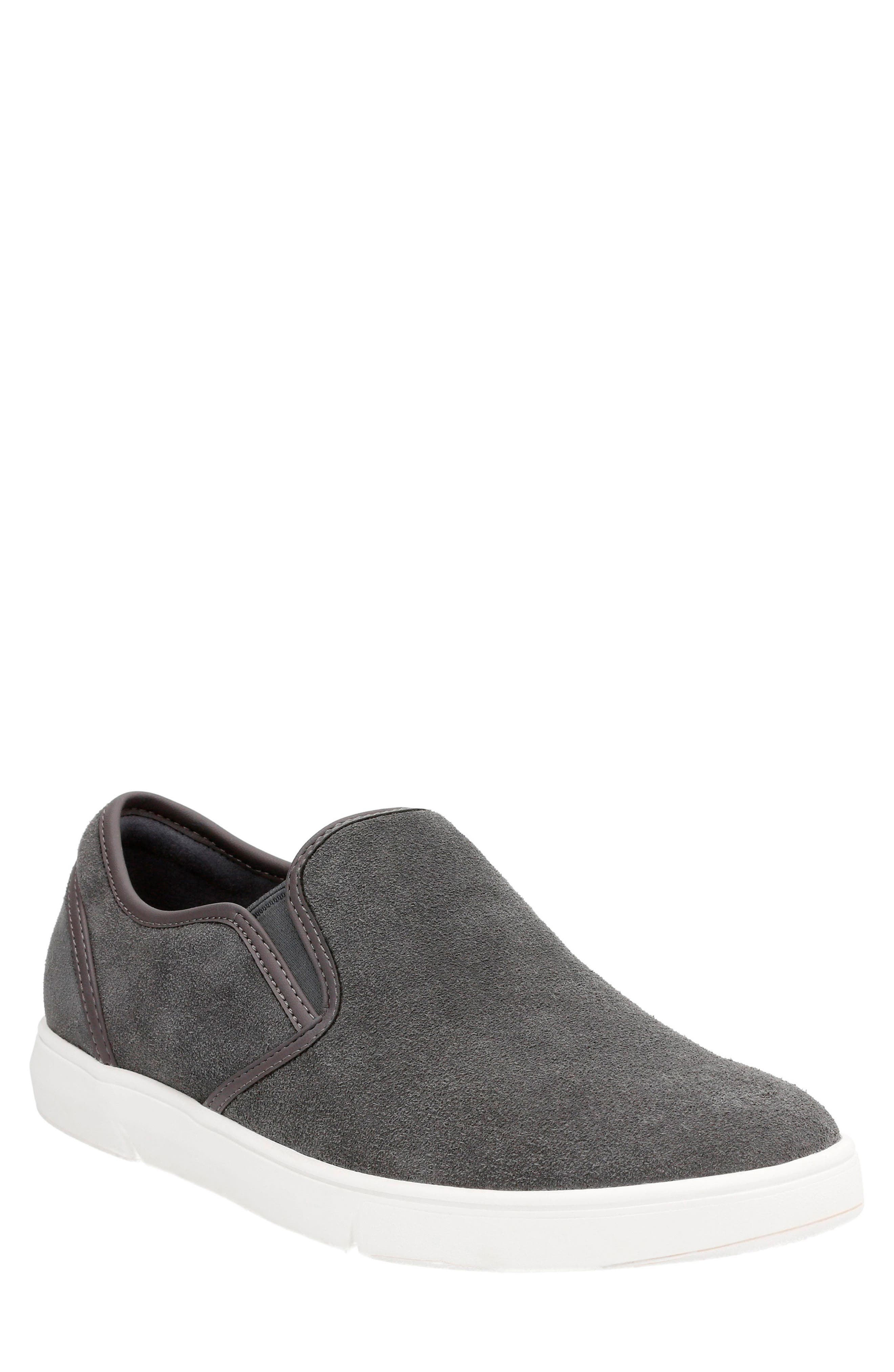 Clarks® Lander Step Slip-On (Men)