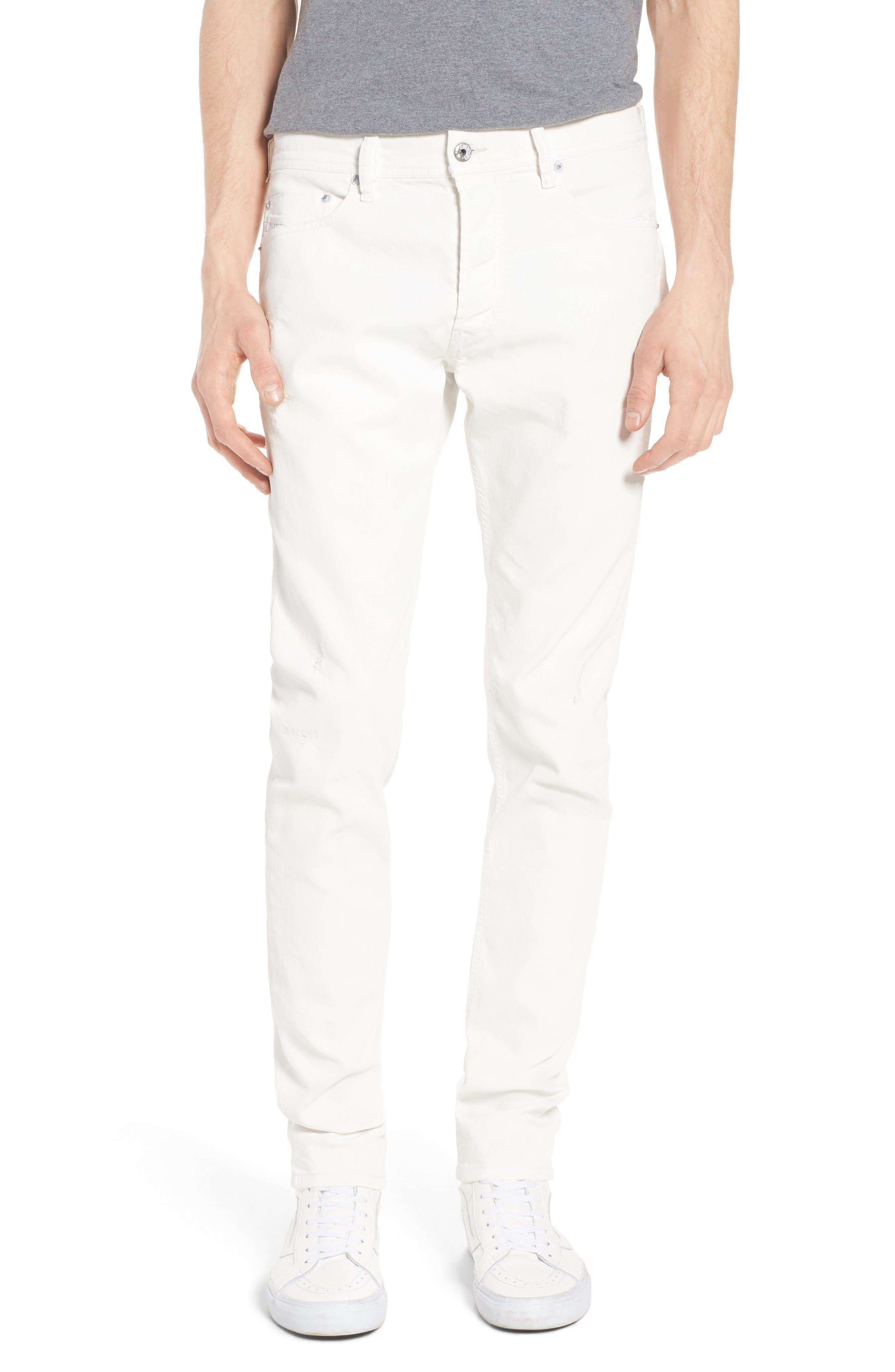 Main Image - DIESEL® Tepphar Skinny Fit Jeans (0855U)