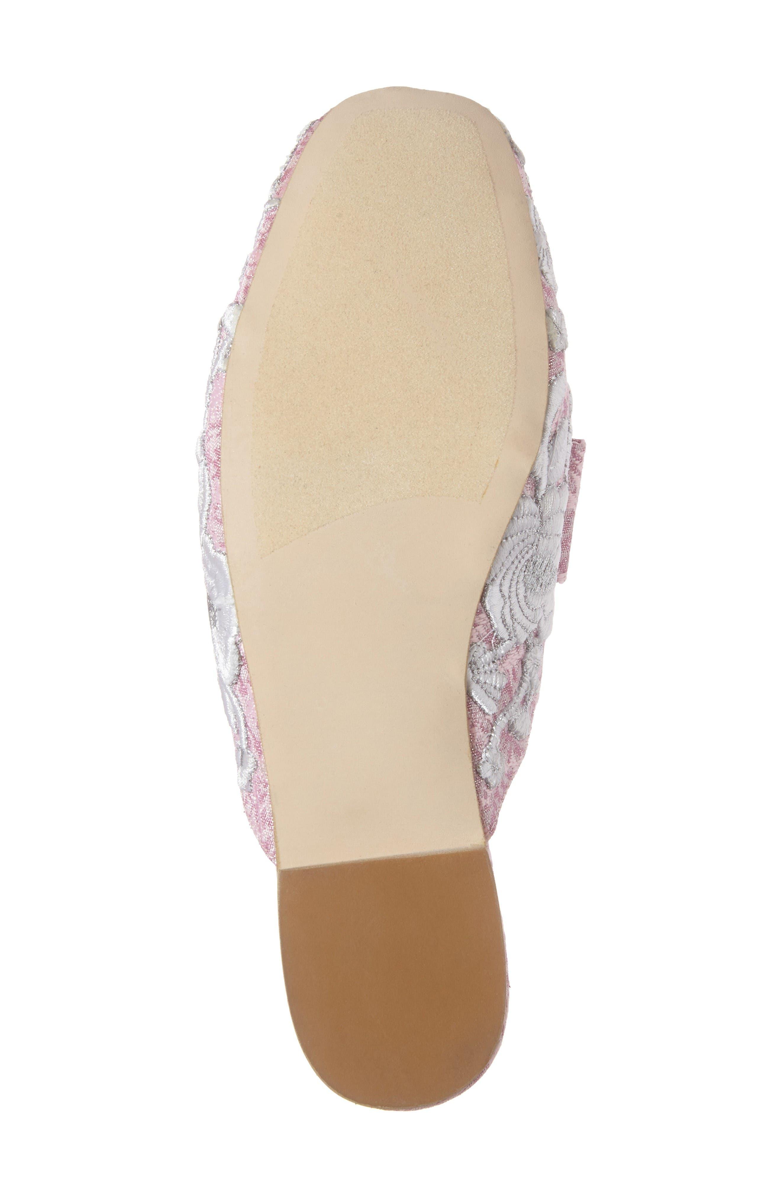 Alternate Image 6  - Jeffrey Campbell Ravis Studded Loafer Mule (Women)
