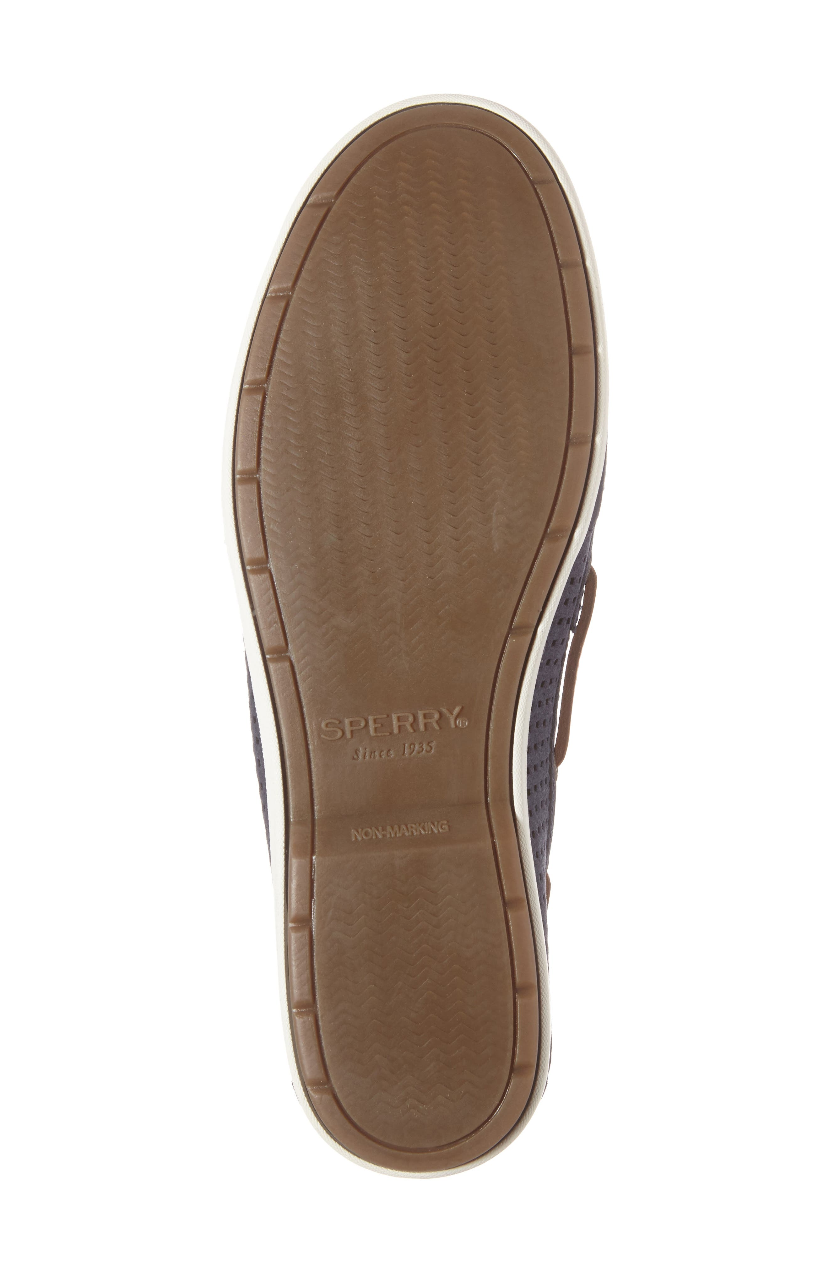 Alternate Image 6  - Sperry Coil Ivy Boat Shoe (Women)