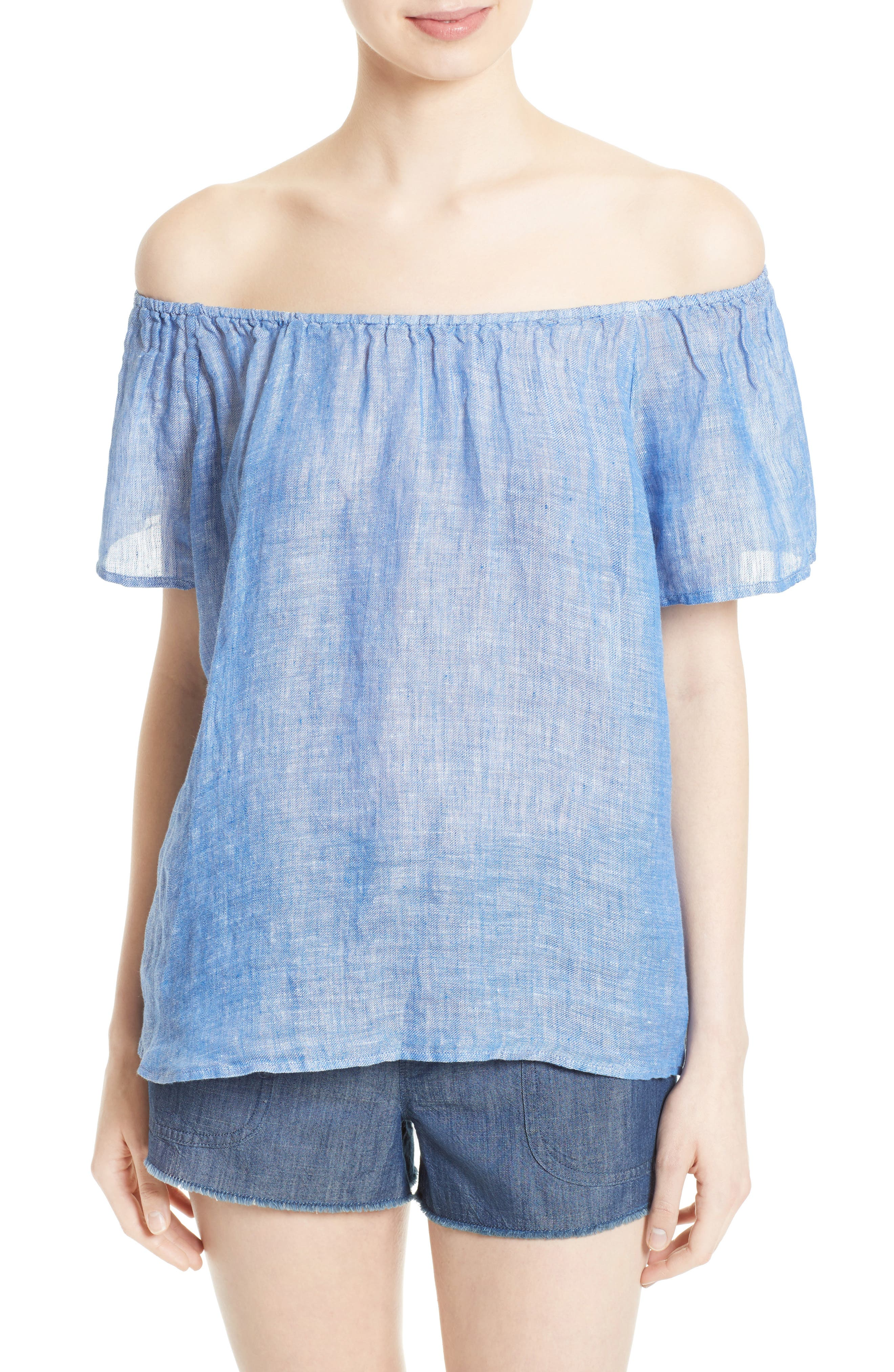 Joie Amesti B Off the Shoulder Top