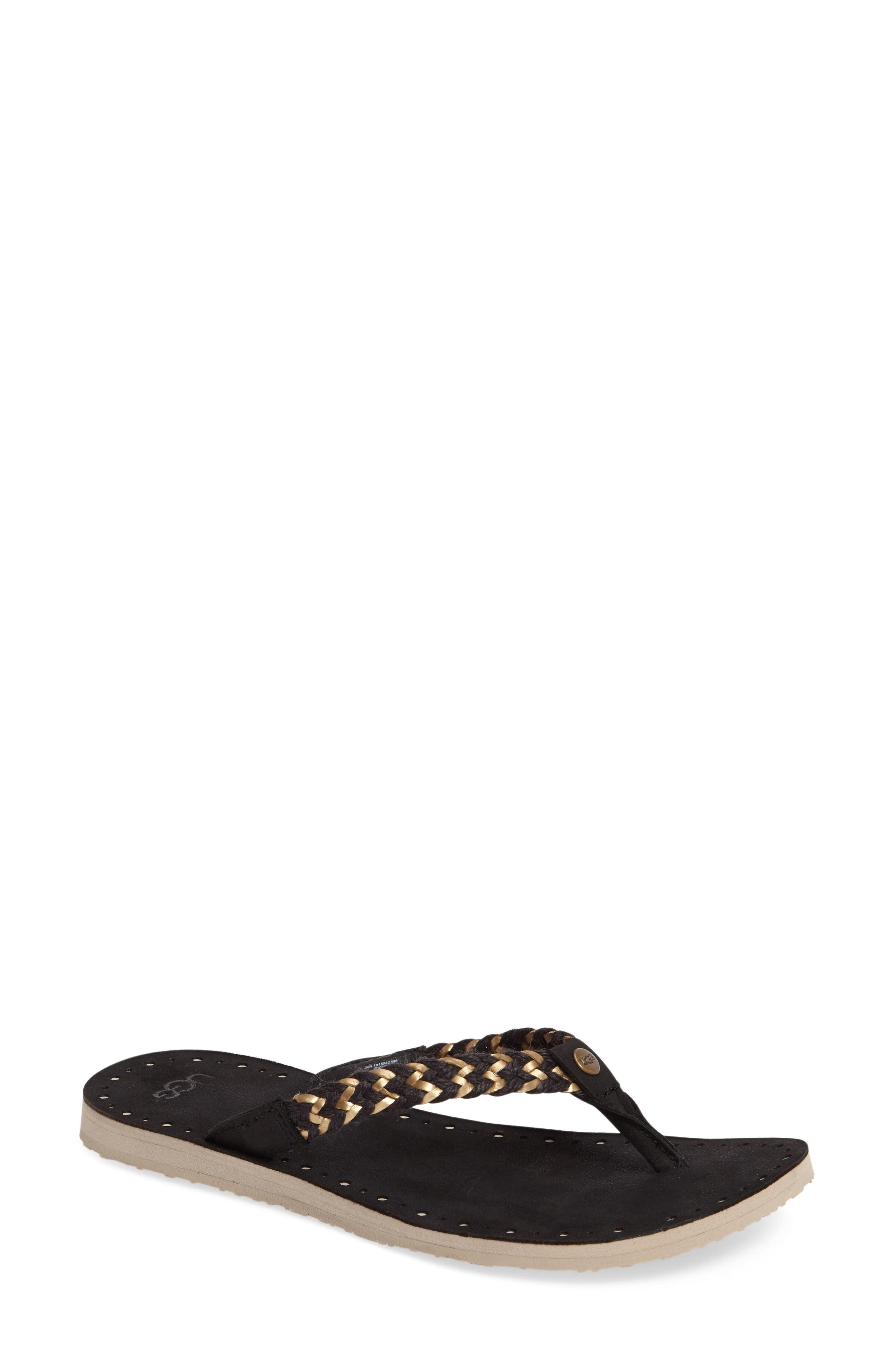 UGG® Navie II Flip Flop (Women)
