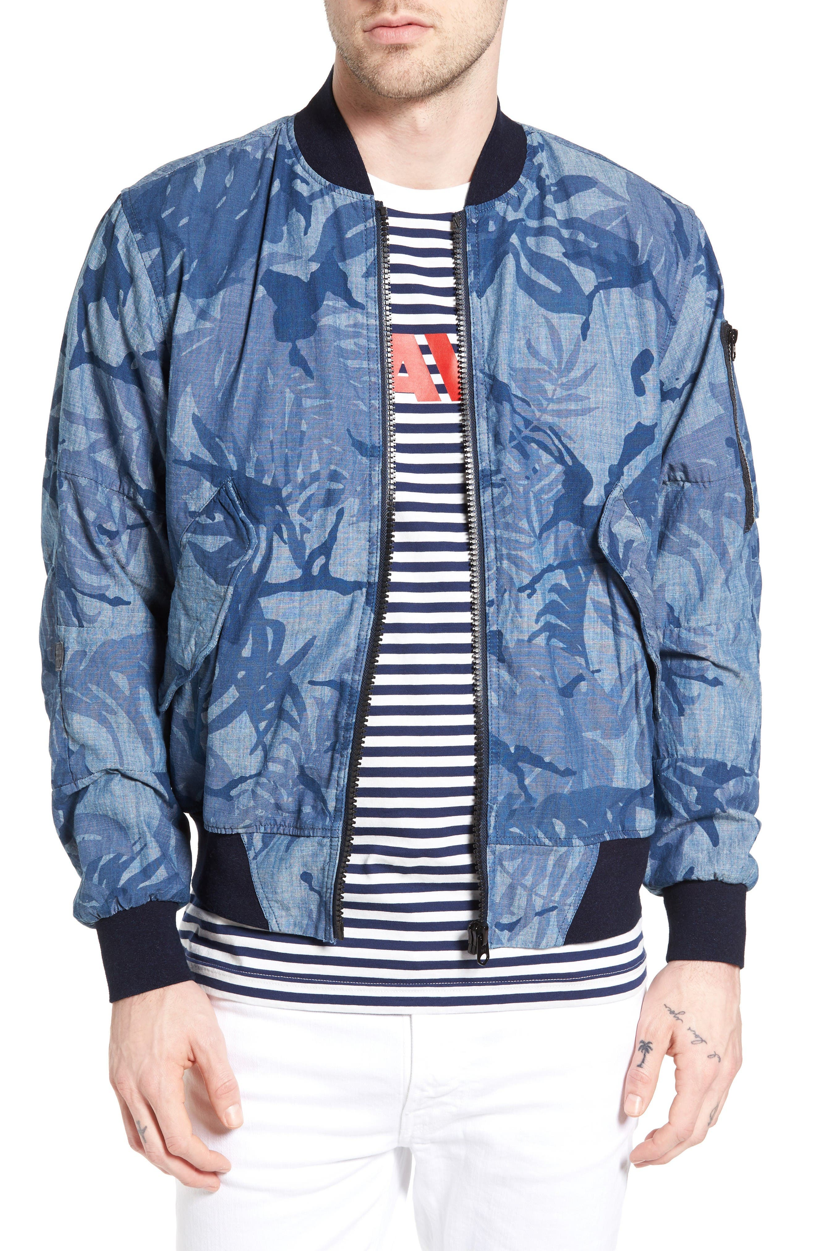 G-Star Raw Rackam DC Bomber Jacket