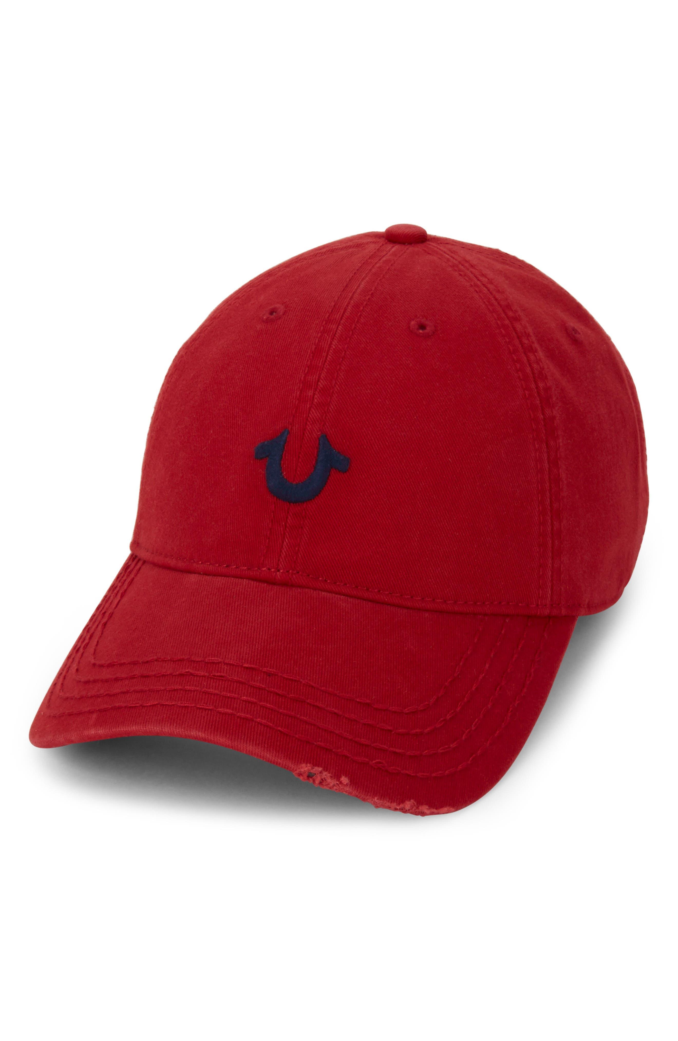 True Religion Brand Jeans Baseball Cap