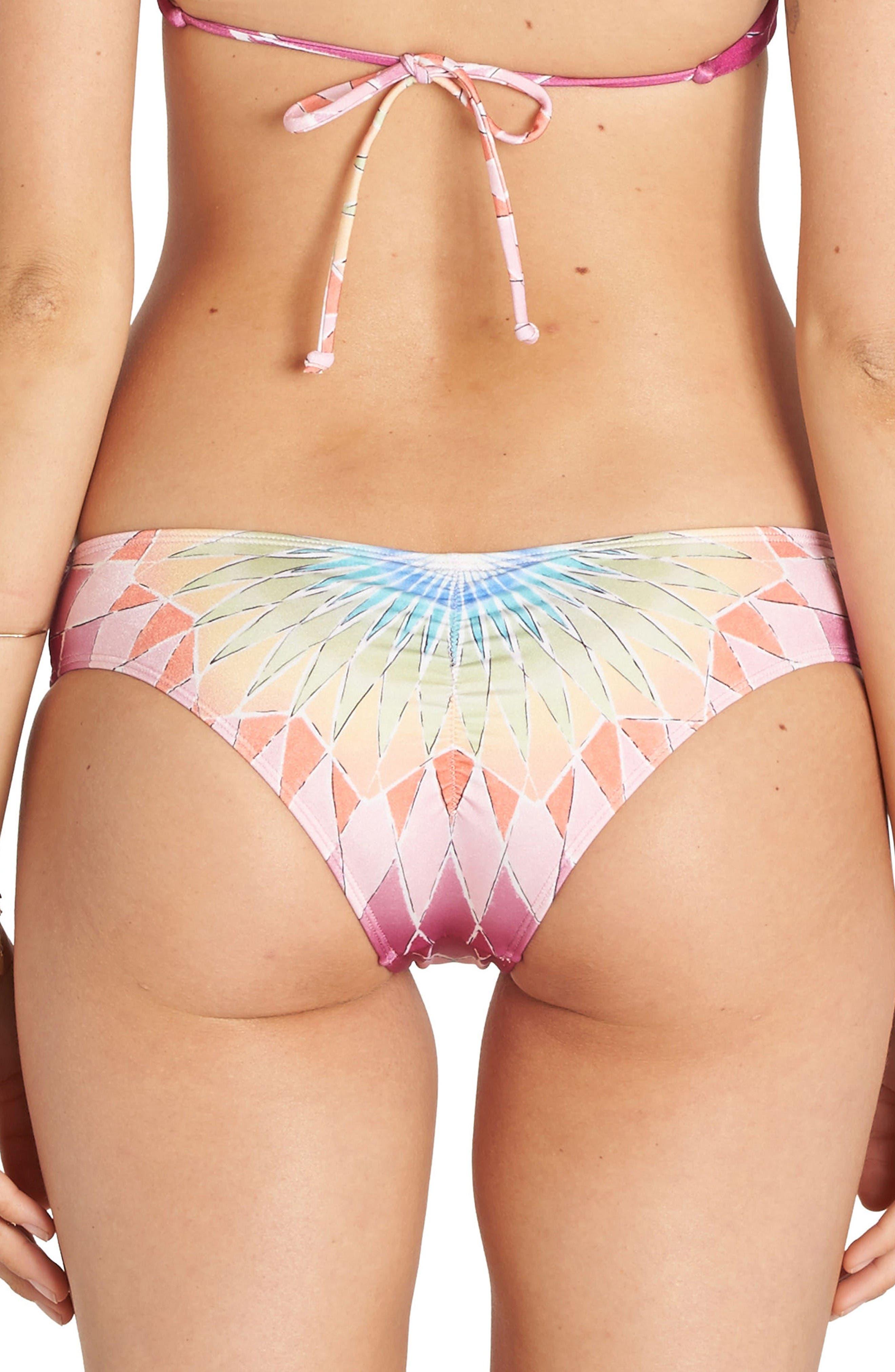 Billabong Sunshine Daze Hawaii Lo Bikini Bottoms